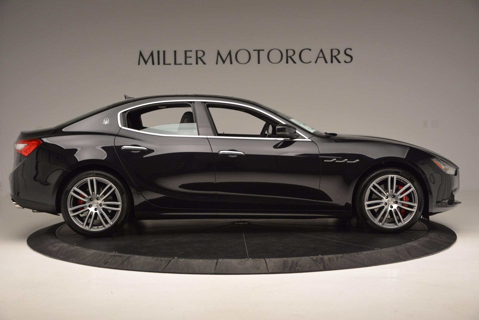 New 2017 Maserati Ghibli S Q4 For Sale In Greenwich, CT 1114_p9