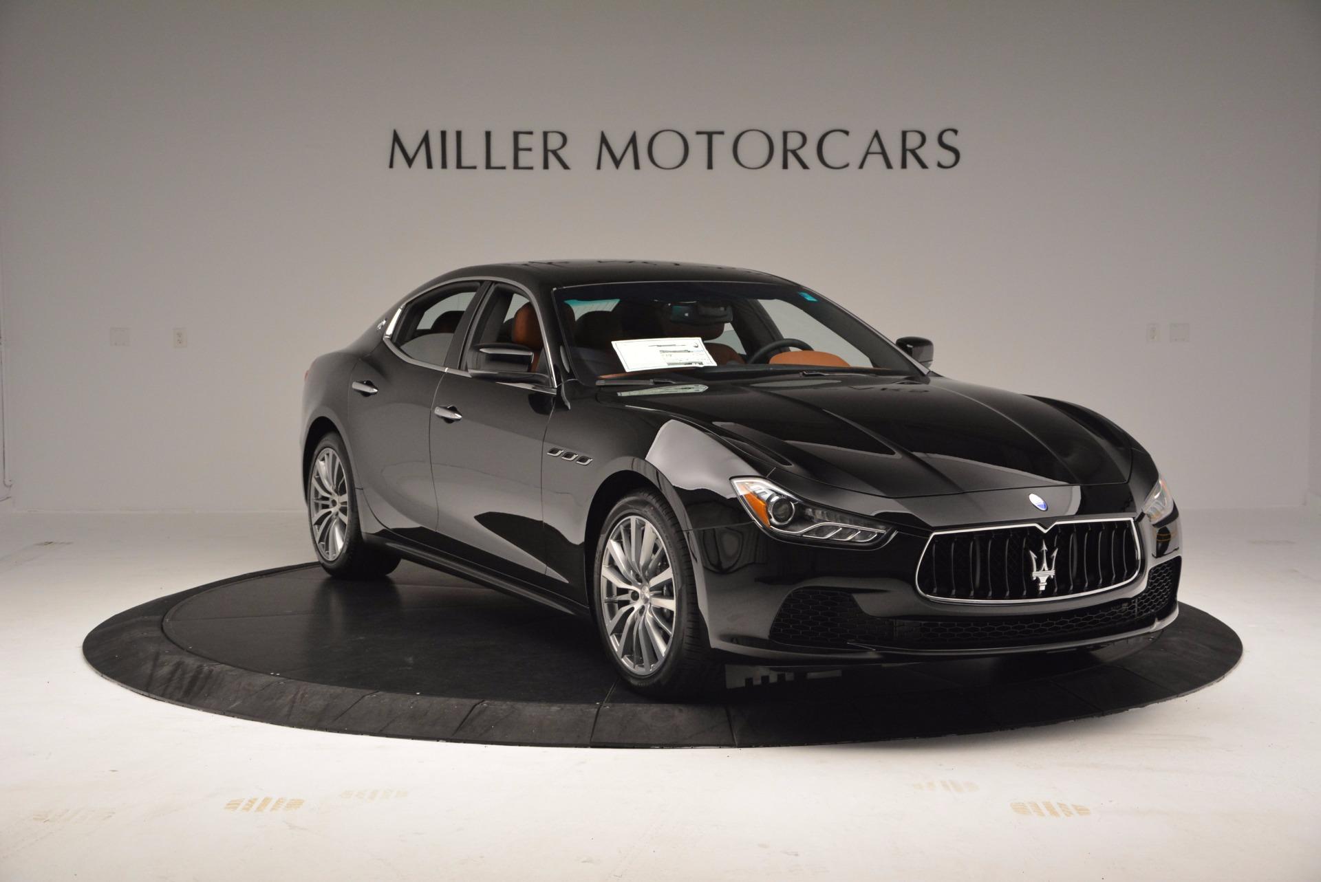 New 2017 Maserati Ghibli S Q4 EX-LOANER For Sale In Greenwich, CT 1115_p11