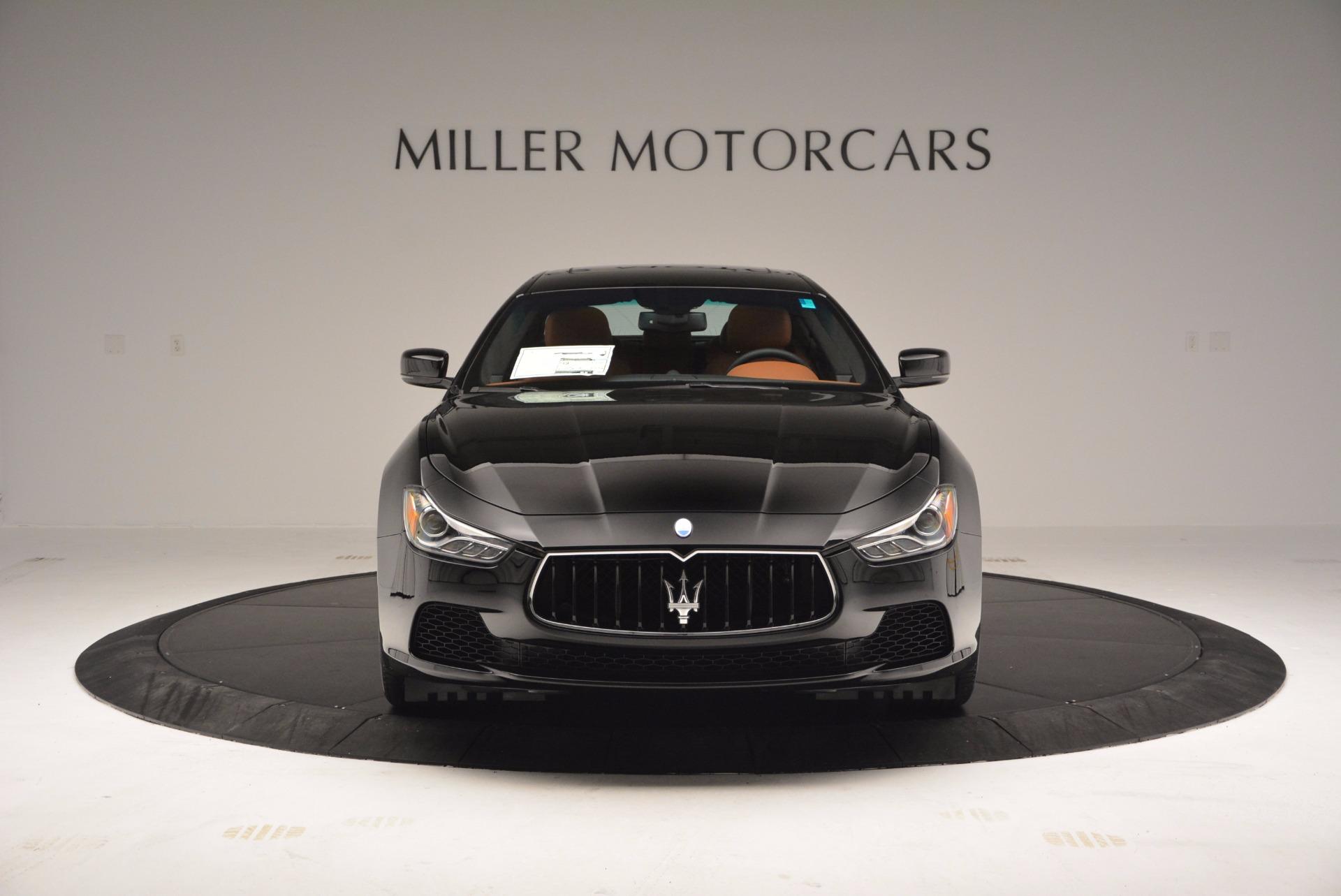 New 2017 Maserati Ghibli S Q4 EX-LOANER For Sale In Greenwich, CT 1115_p12