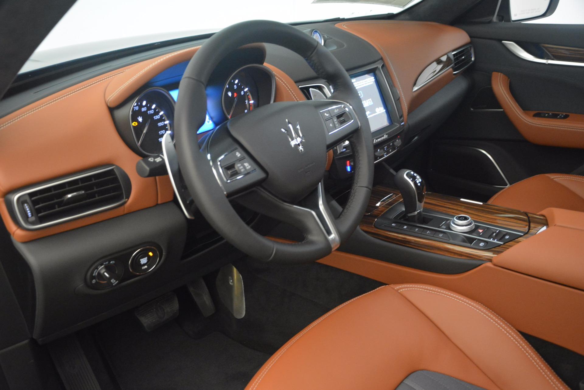 New 2017 Maserati Levante  For Sale In Greenwich, CT 1118_p13