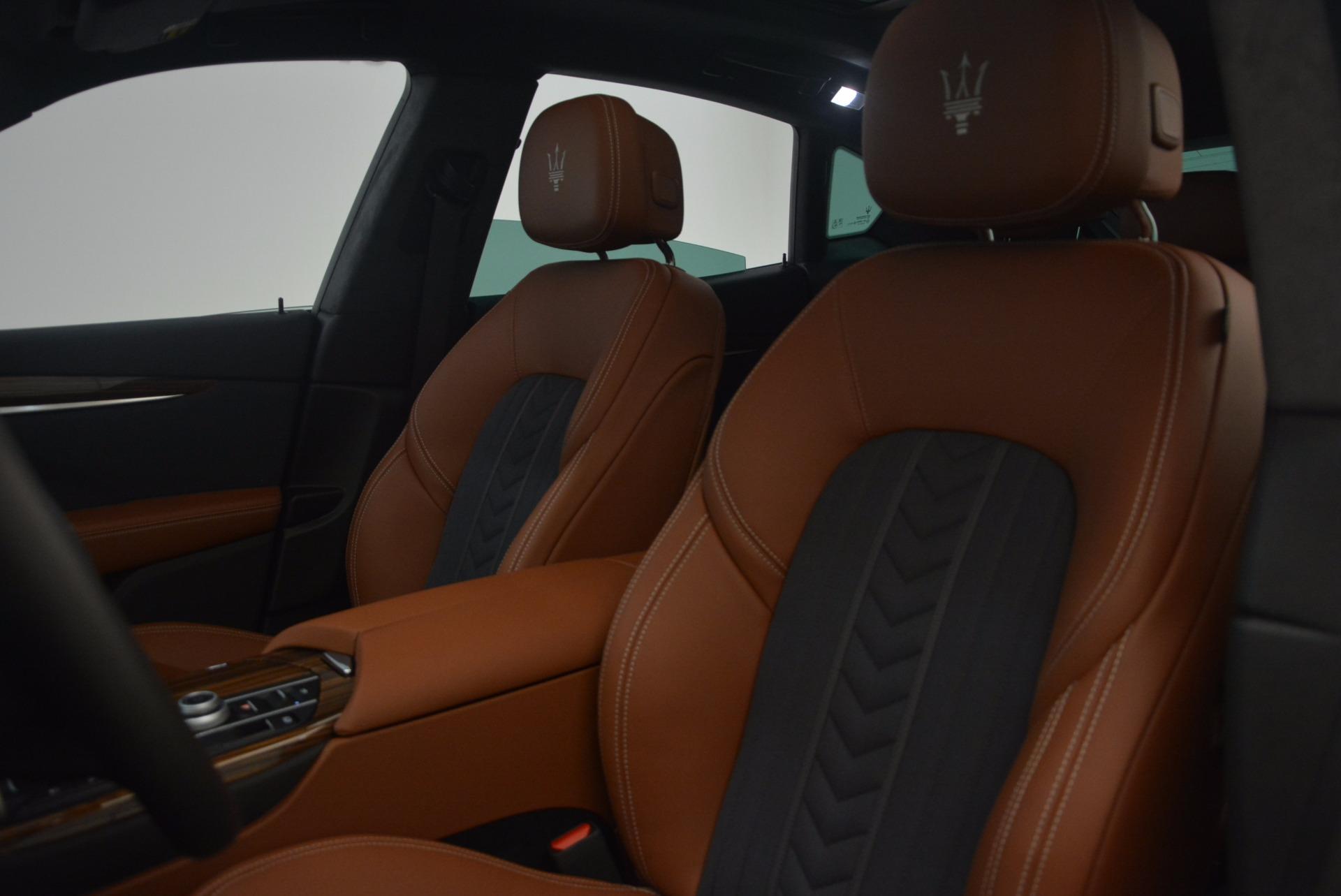 New 2017 Maserati Levante  For Sale In Greenwich, CT 1118_p15