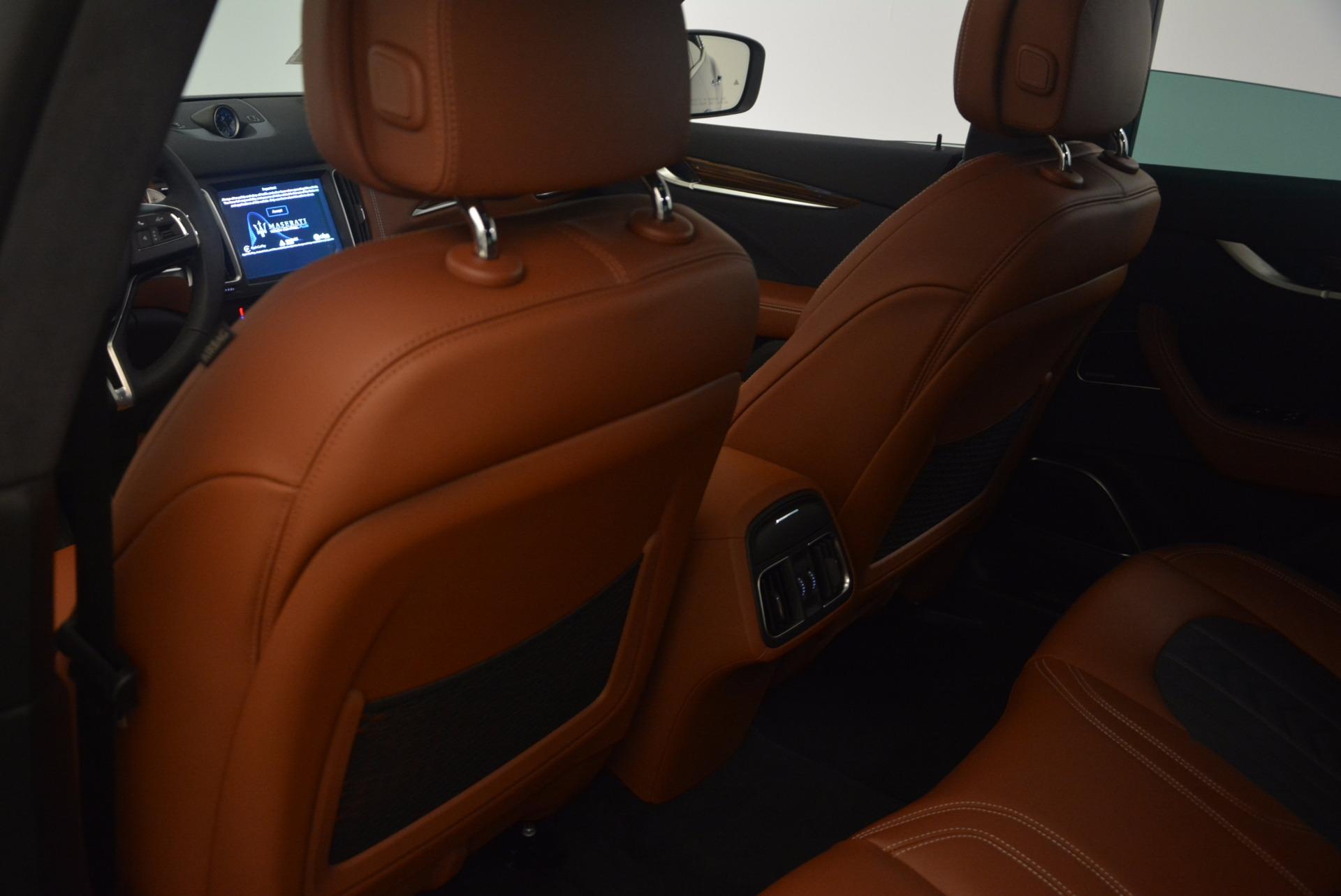 New 2017 Maserati Levante  For Sale In Greenwich, CT 1118_p16