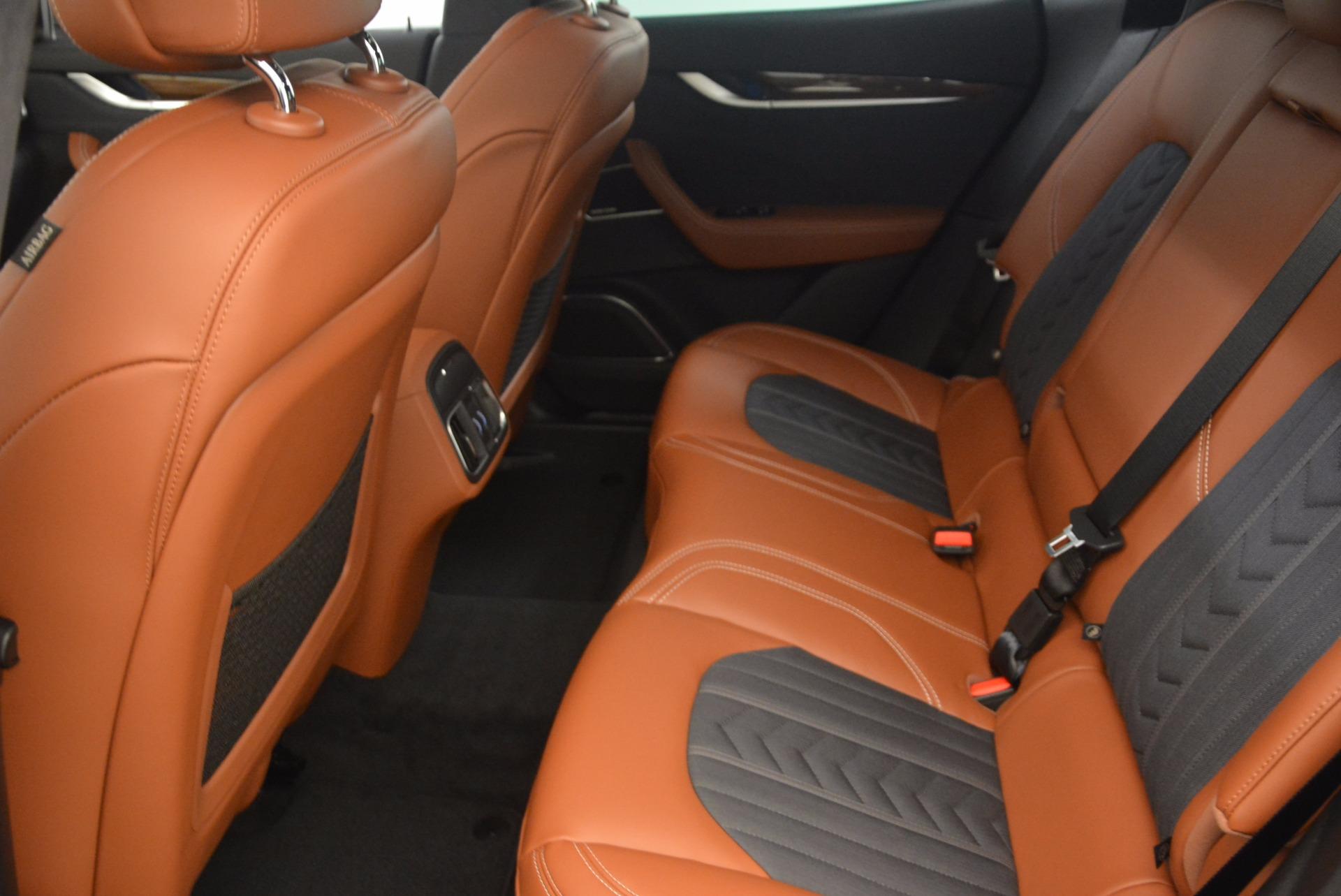 New 2017 Maserati Levante  For Sale In Greenwich, CT 1118_p17