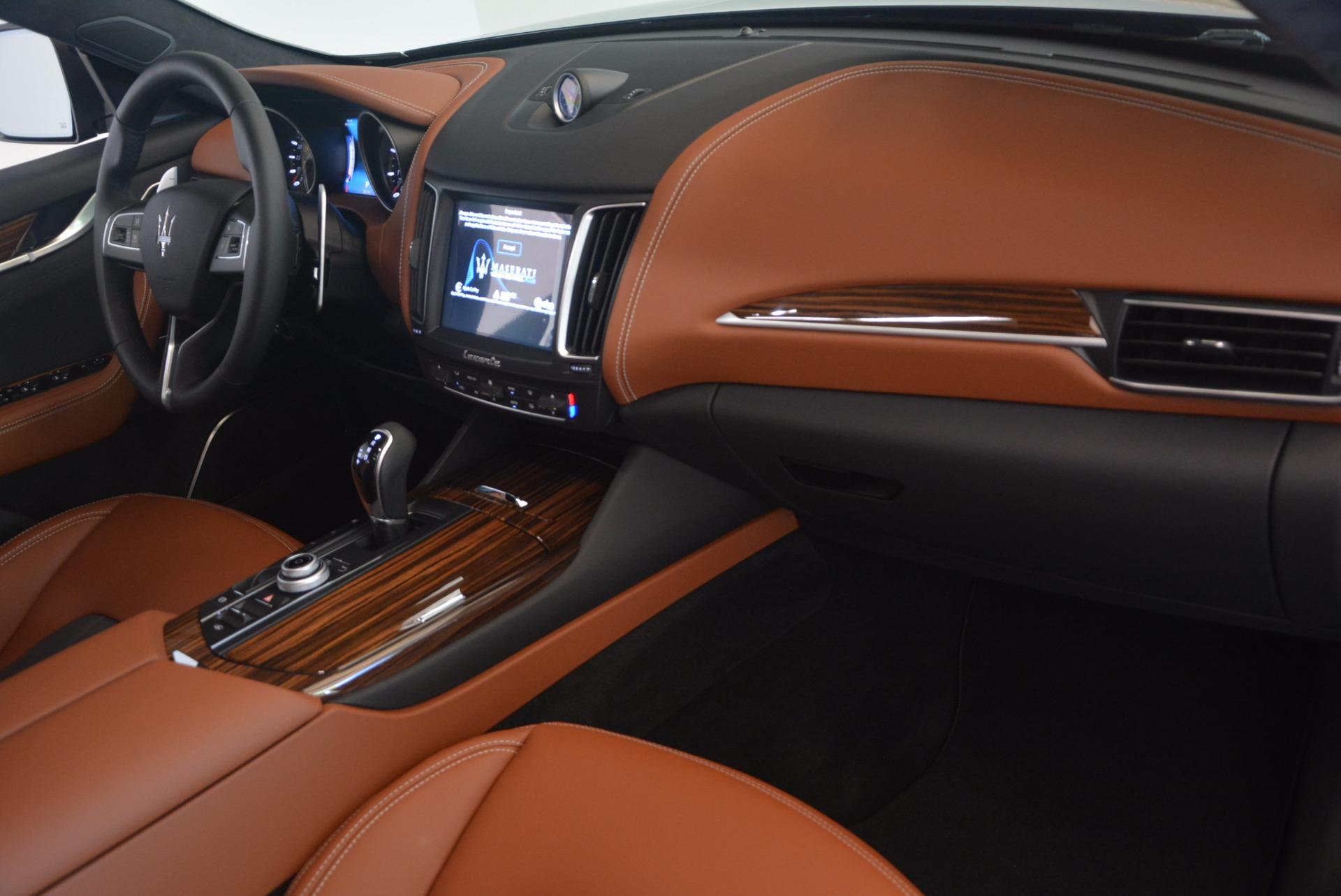 New 2017 Maserati Levante  For Sale In Greenwich, CT 1118_p19