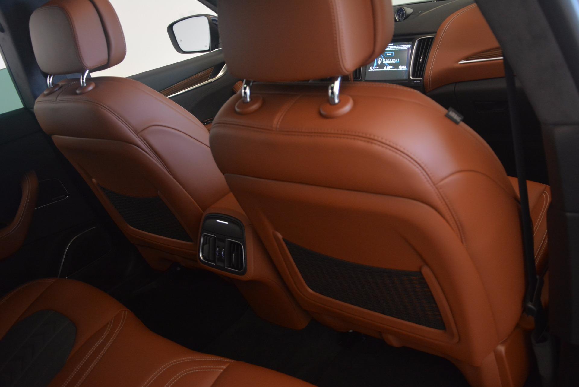 New 2017 Maserati Levante  For Sale In Greenwich, CT 1118_p21