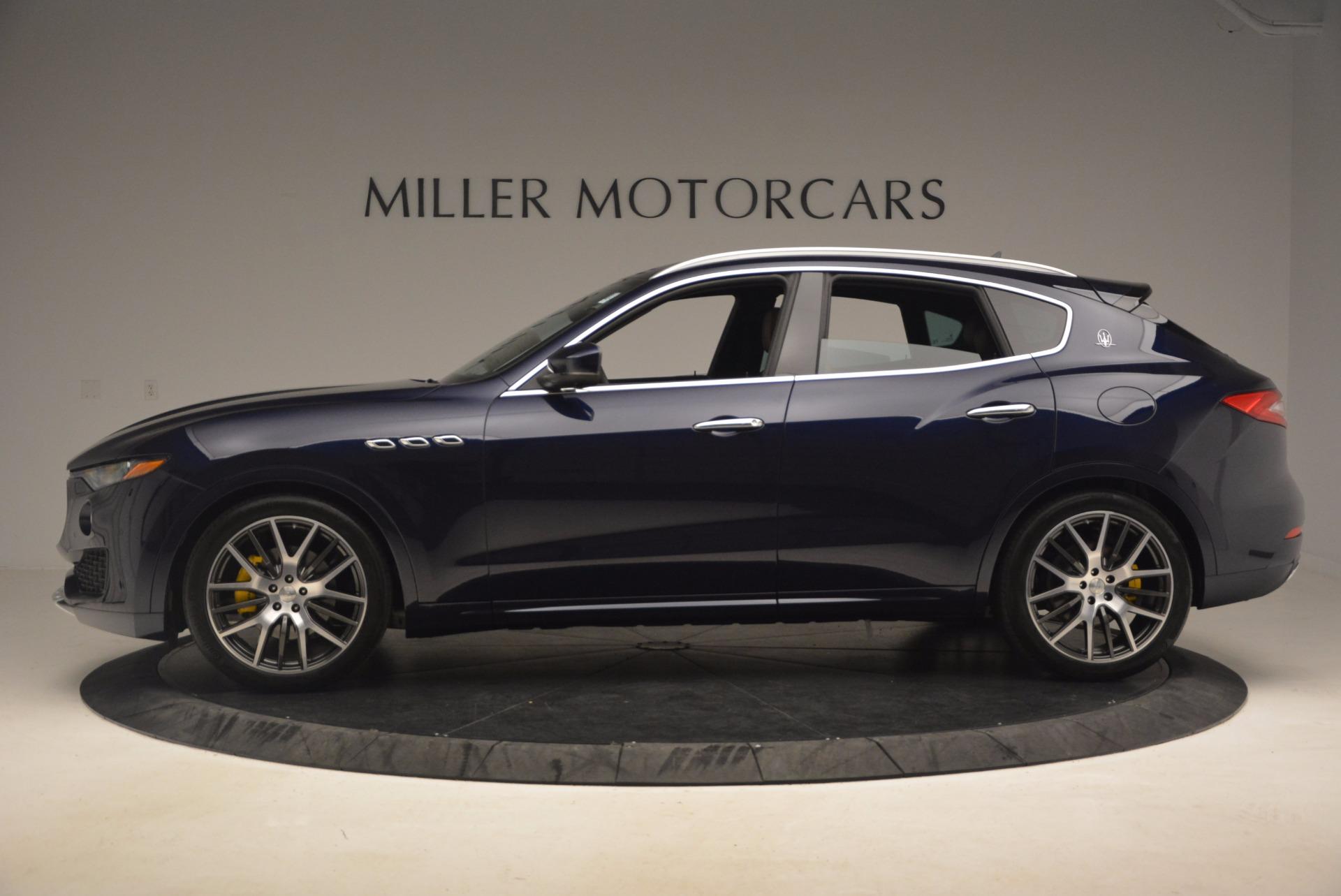 New 2017 Maserati Levante  For Sale In Greenwich, CT 1118_p3