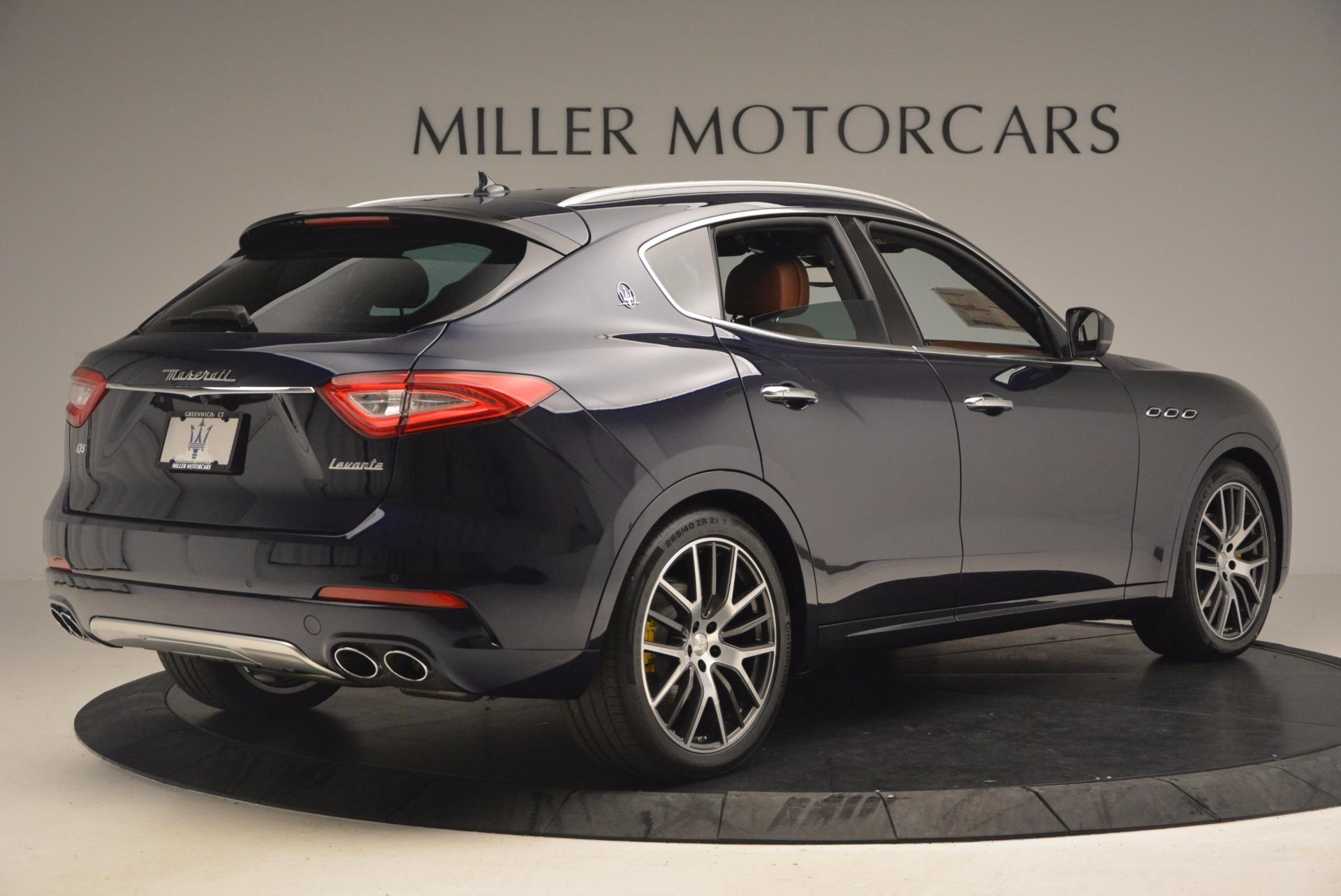 New 2017 Maserati Levante  For Sale In Greenwich, CT 1118_p8