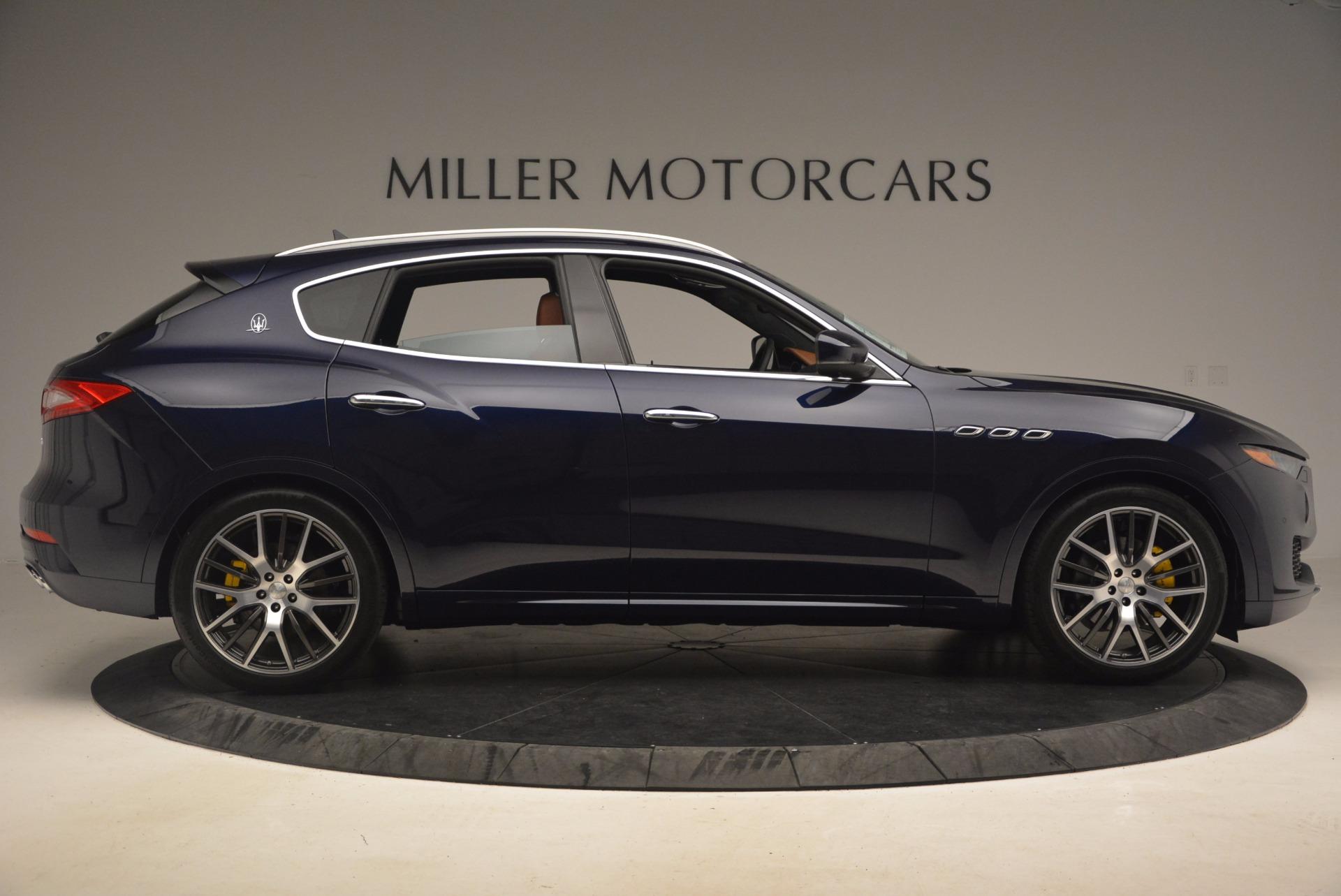 New 2017 Maserati Levante  For Sale In Greenwich, CT 1118_p9