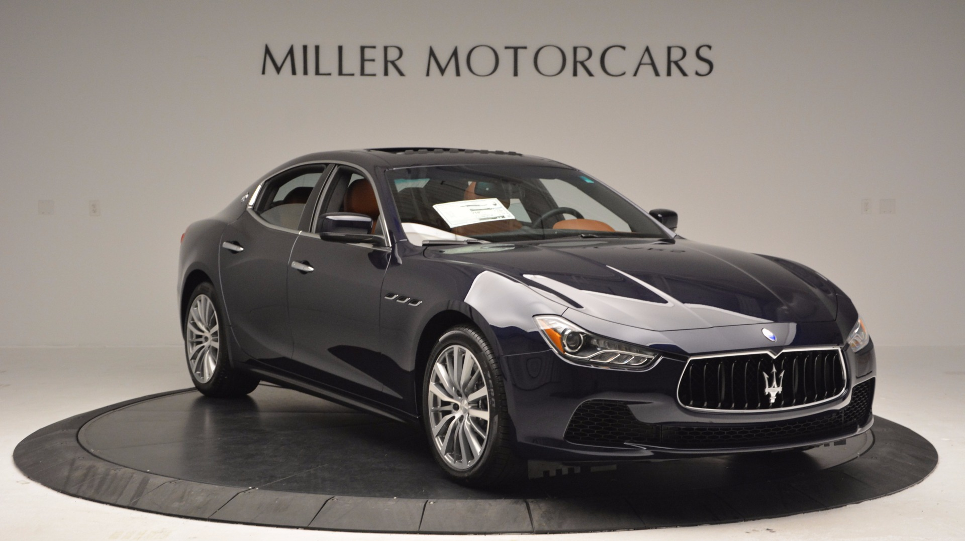 New 2017 Maserati Ghibli S Q4 For Sale In Greenwich, CT 1119_p11