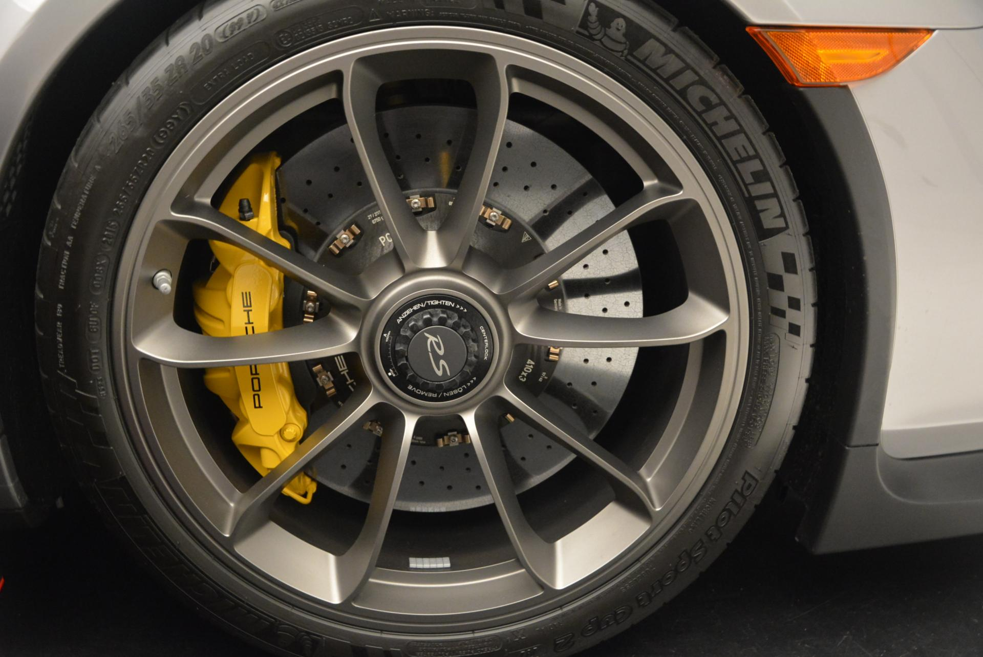 Used 2016 Porsche 911 GT3 RS For Sale In Greenwich, CT 112_p22