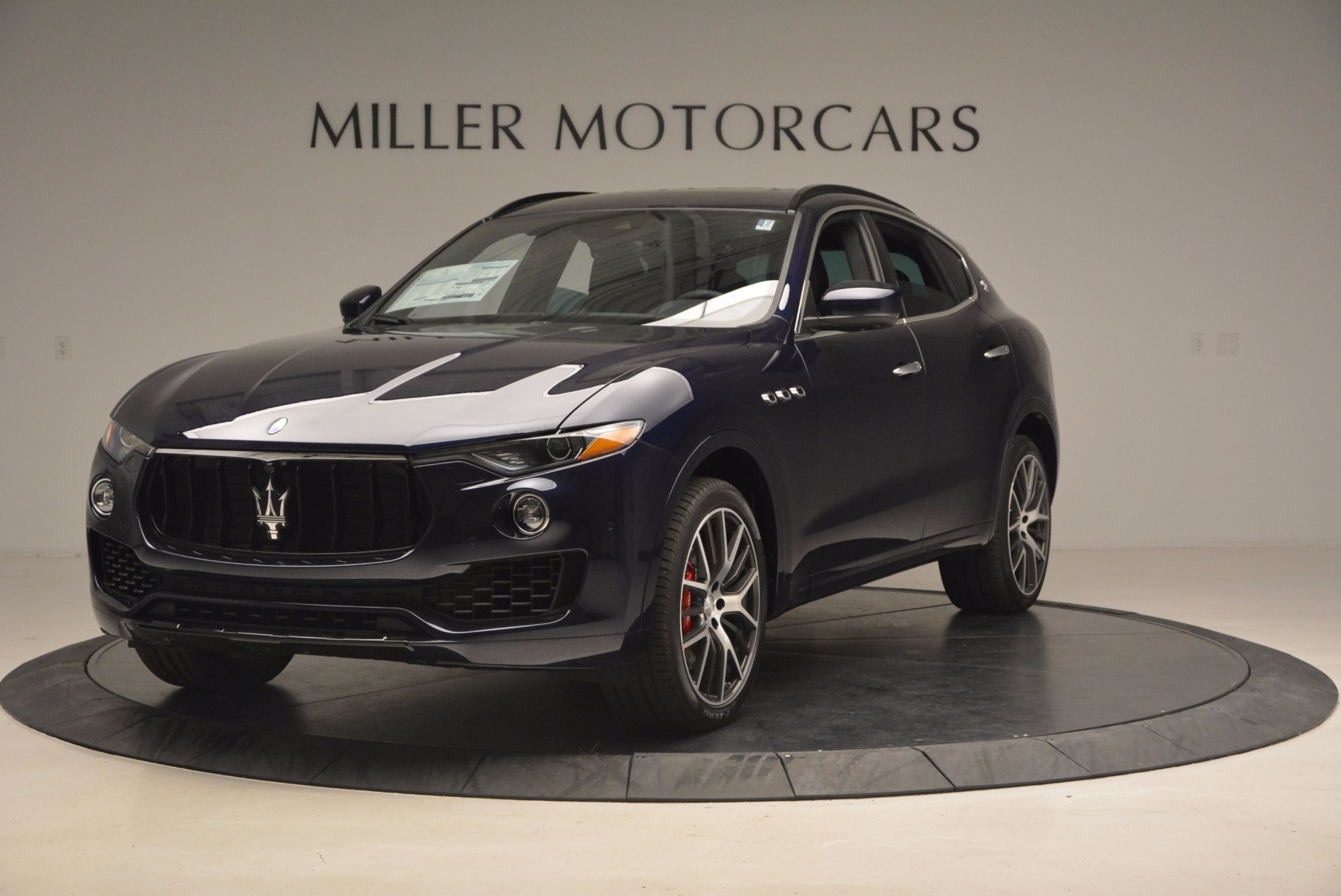 New 2017 Maserati Levante S Q4 For Sale In Greenwich, CT 1120_main