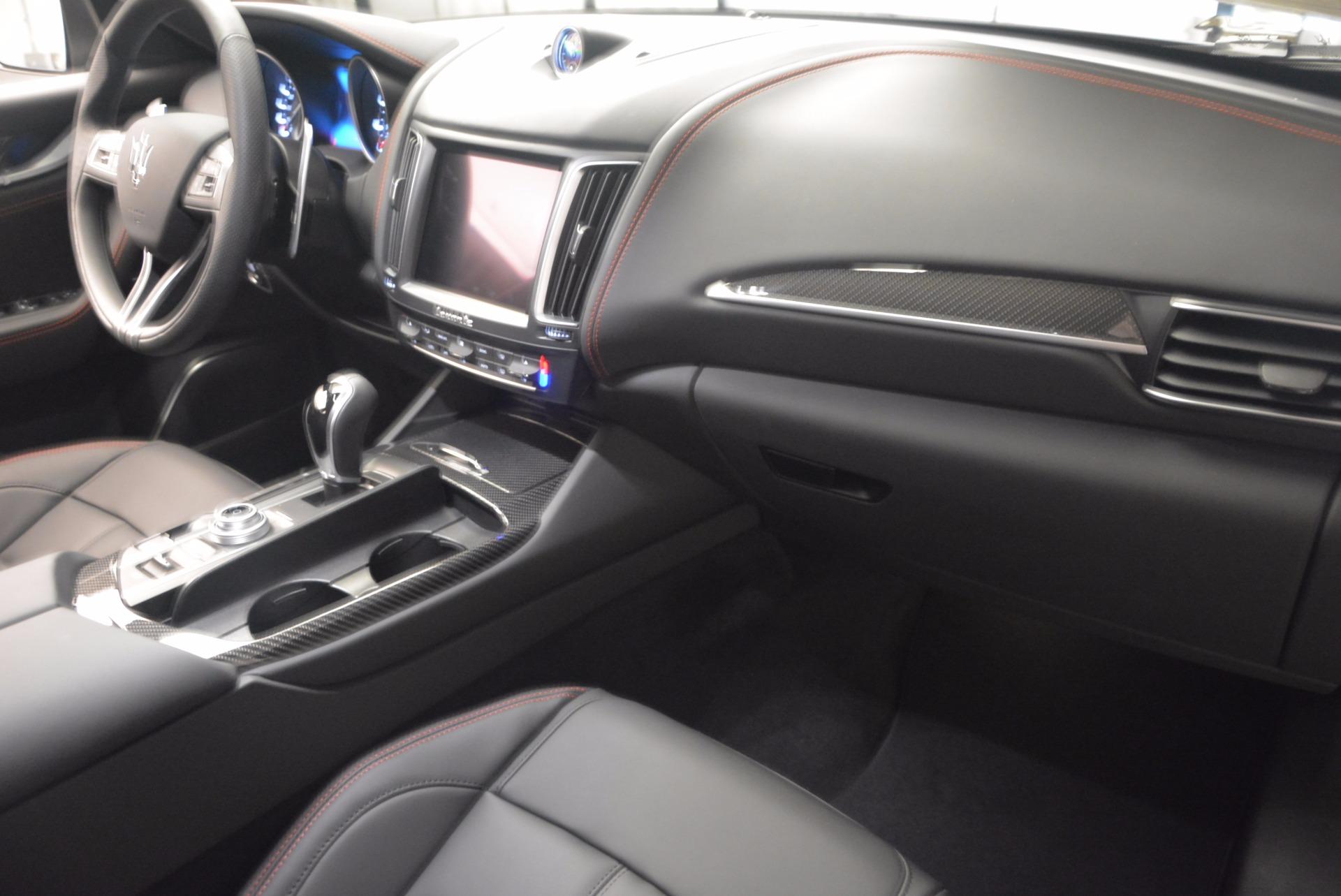 New 2017 Maserati Levante S Q4 For Sale In Greenwich, CT 1120_p16