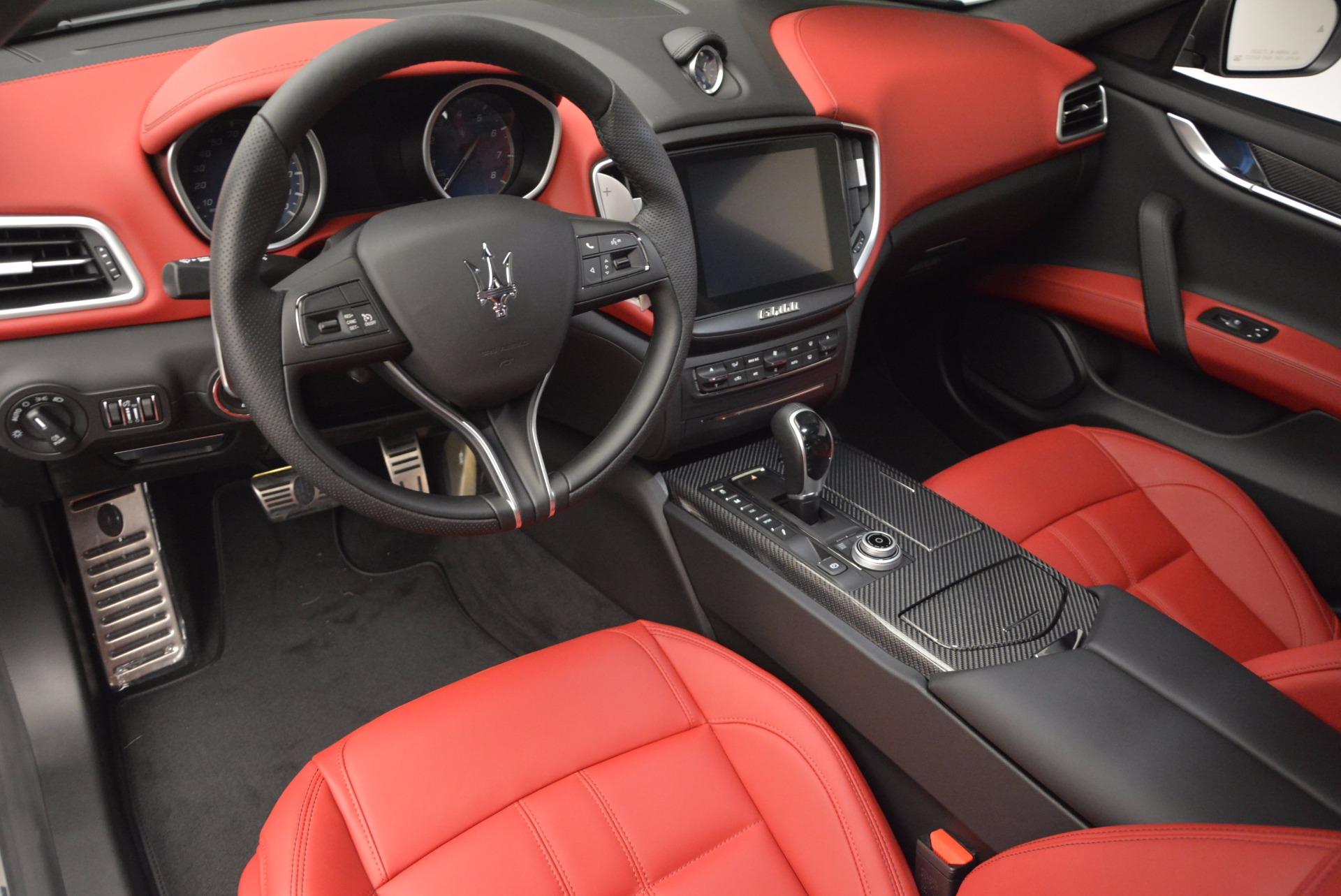 Used 2017 Maserati Ghibli S Q4 For Sale In Greenwich, CT 1121_p13