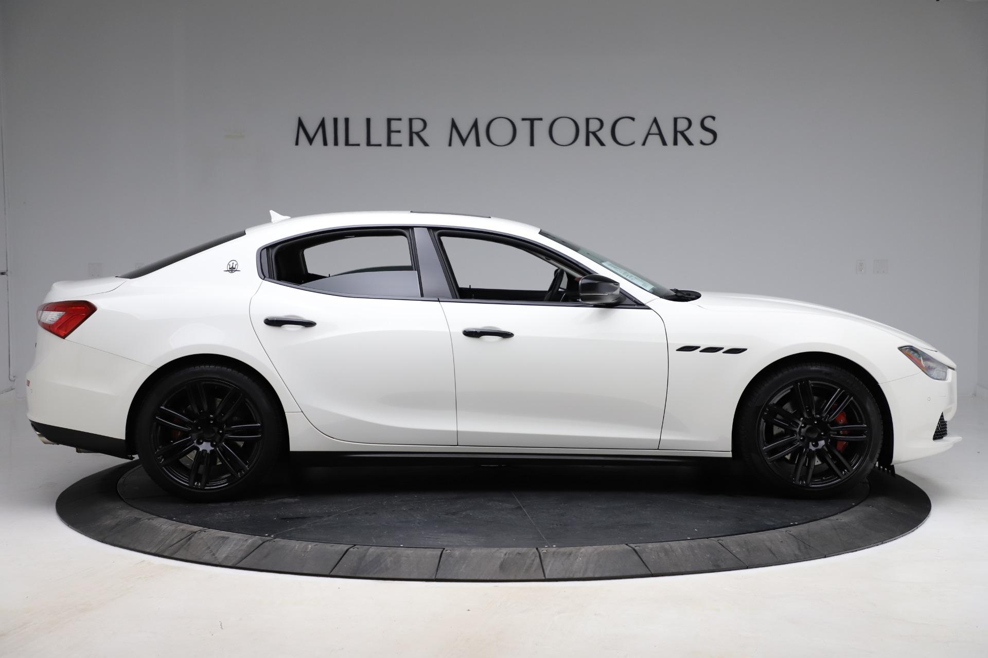 Used 2017 Maserati Ghibli S Q4 For Sale In Greenwich, CT 1121_p9