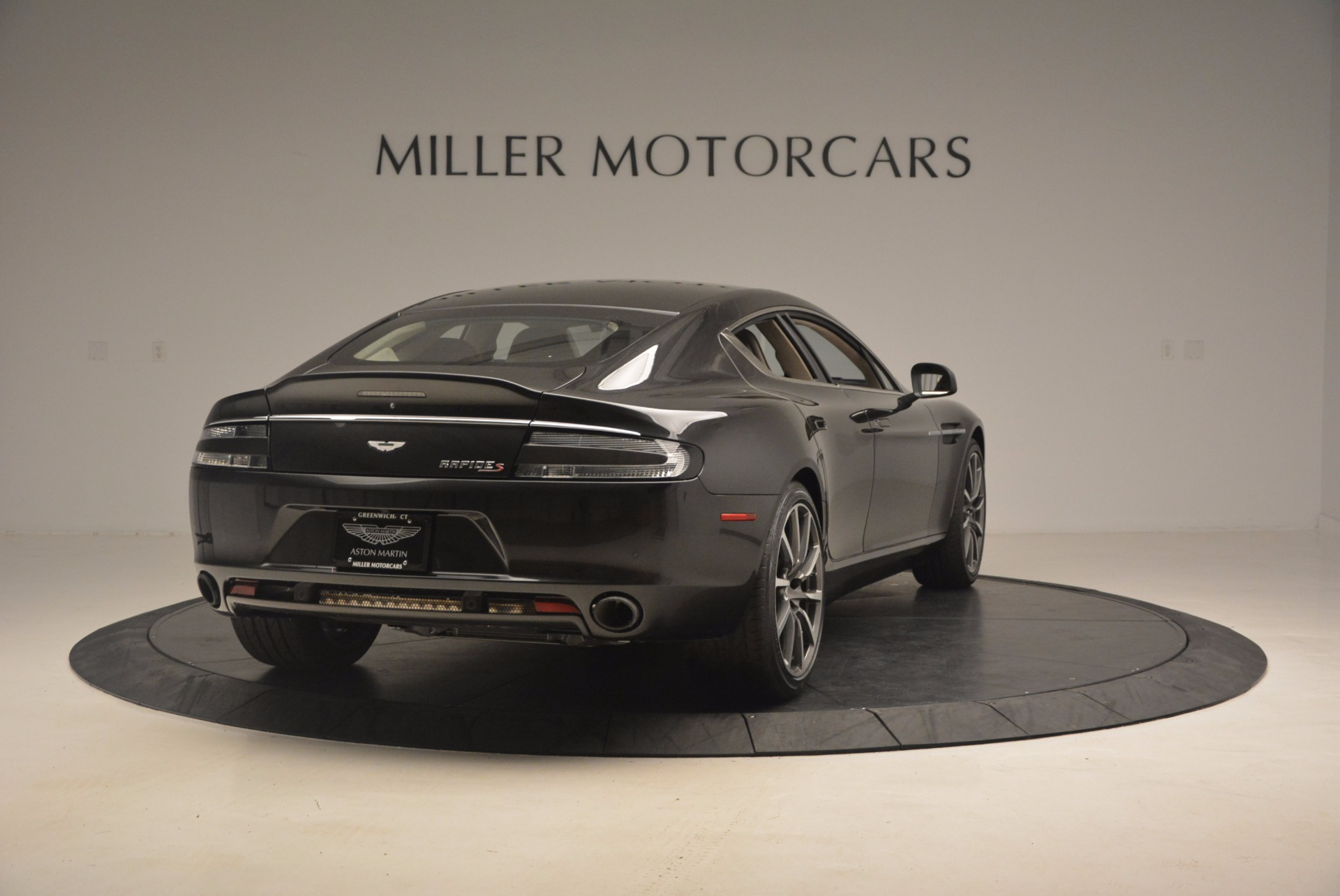 New 2017 Aston Martin Rapide S  For Sale In Greenwich, CT 1125_p7