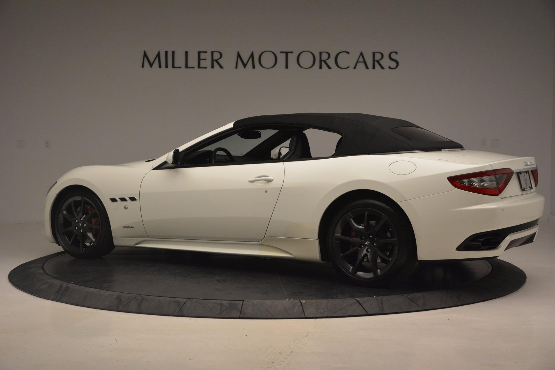 Used 2014 Maserati GranTurismo Sport For Sale In Greenwich, CT 1128_p30