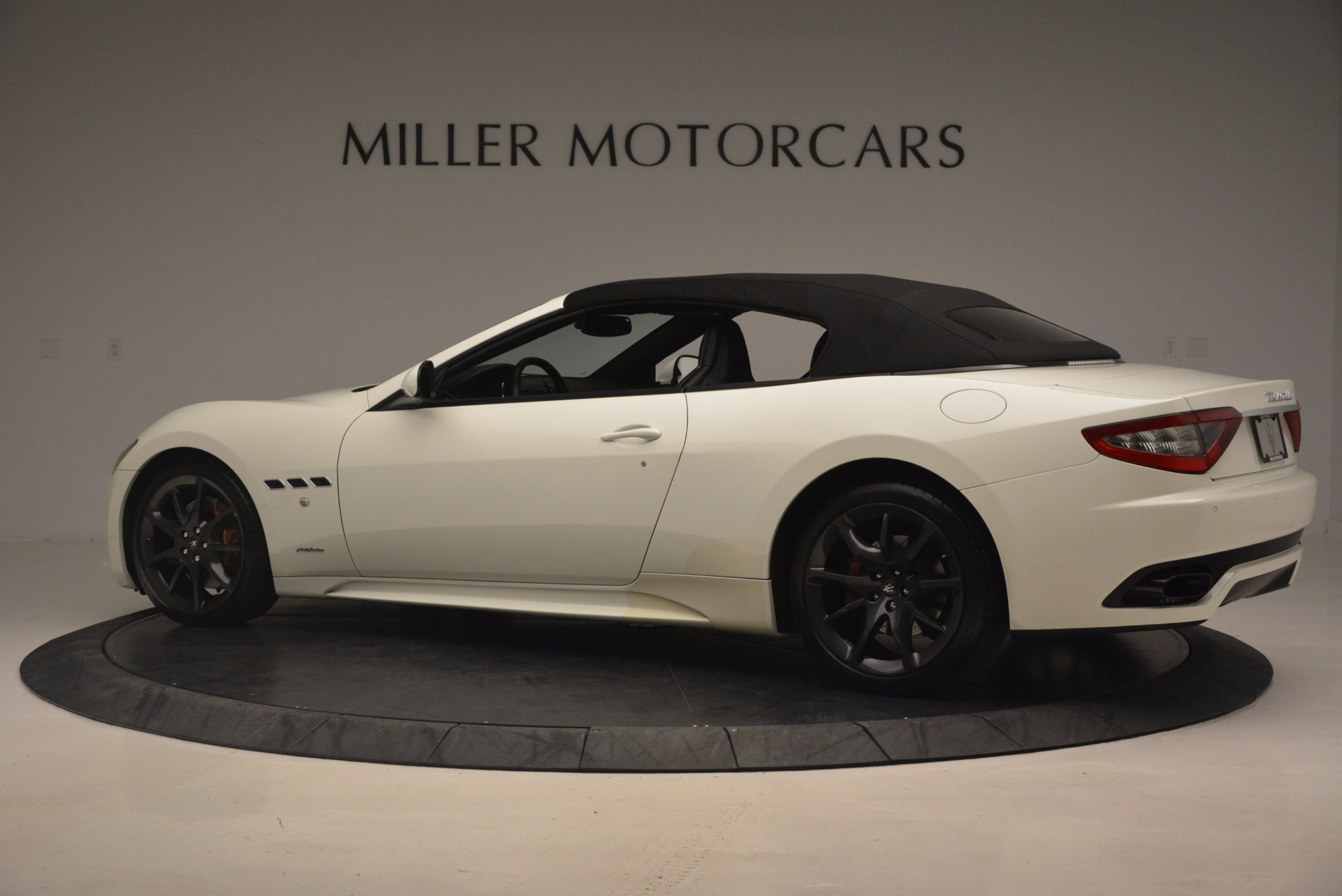 Used 2014 Maserati GranTurismo Sport For Sale In Greenwich, CT 1128_p31