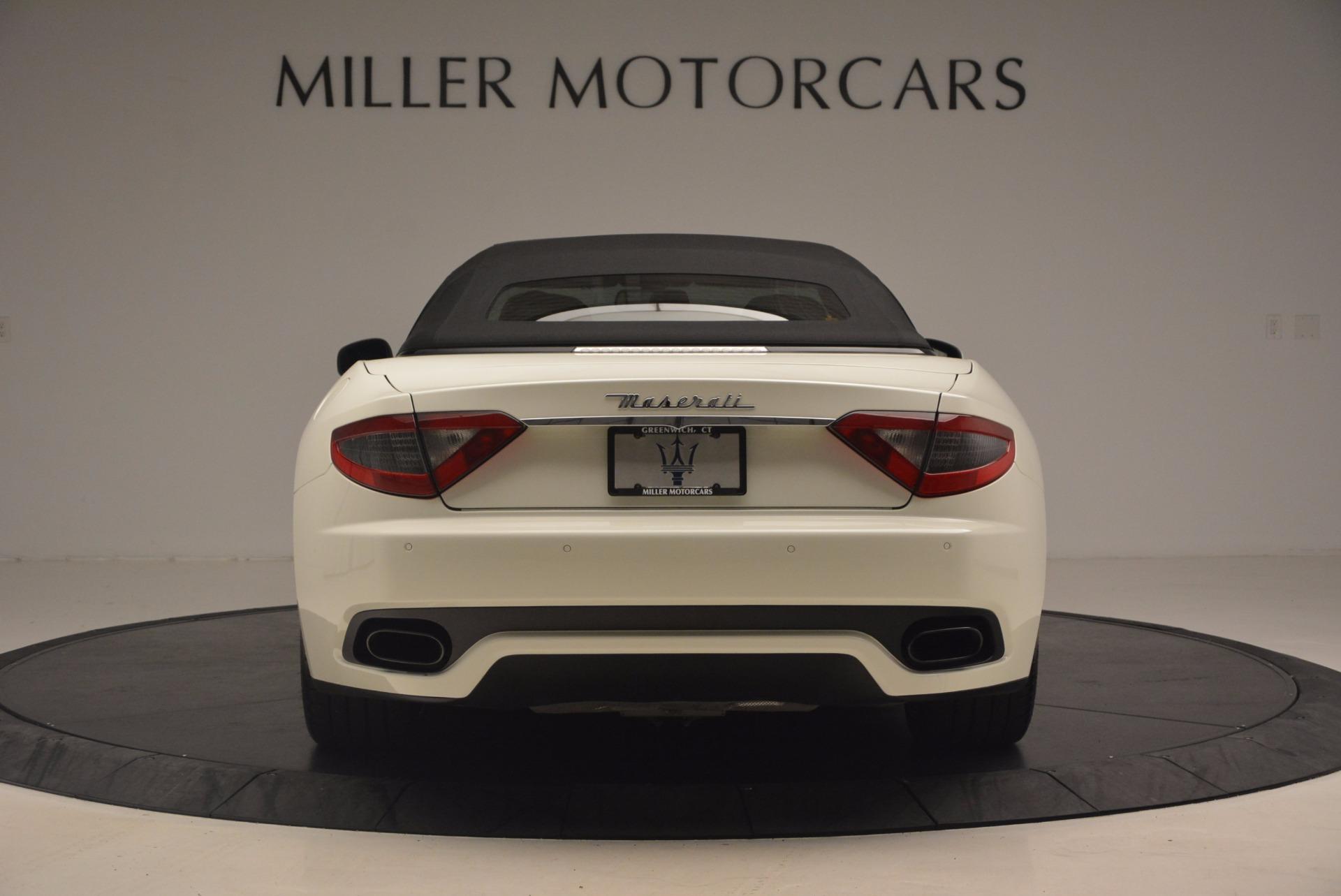 Used 2014 Maserati GranTurismo Sport For Sale In Greenwich, CT 1128_p35