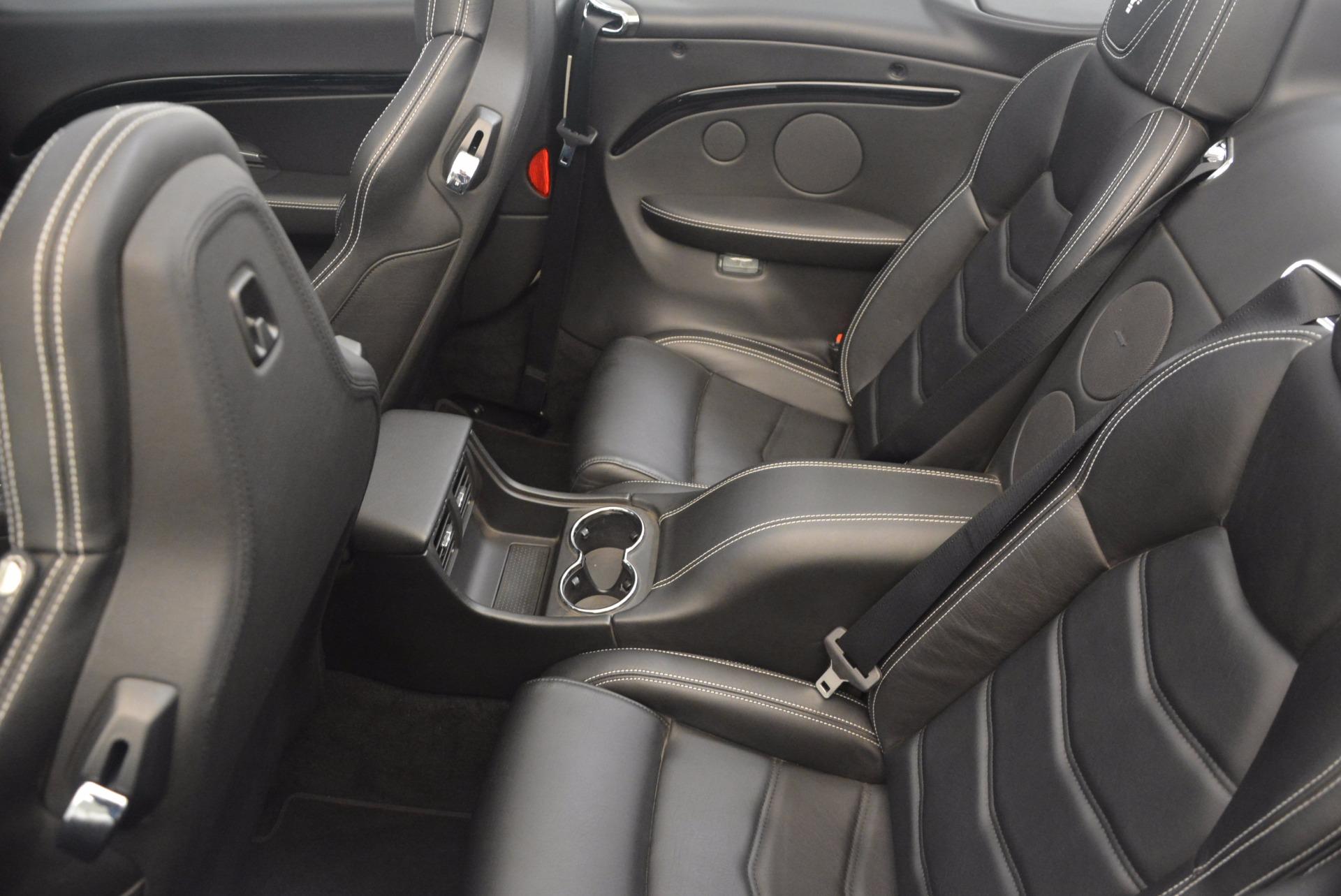 Used 2014 Maserati GranTurismo Sport For Sale In Greenwich, CT 1128_p47