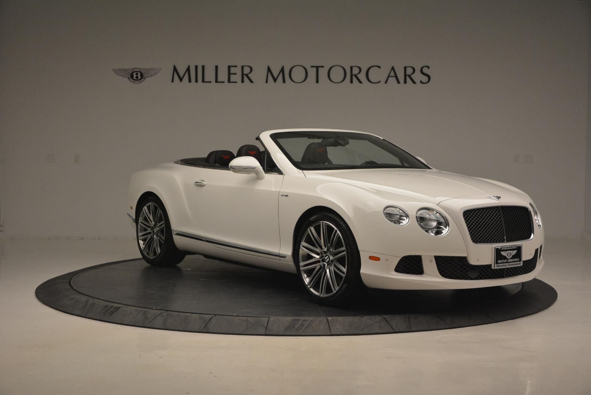 Used 2014 Bentley Continental GT Speed For Sale In Greenwich, CT 1129_p11