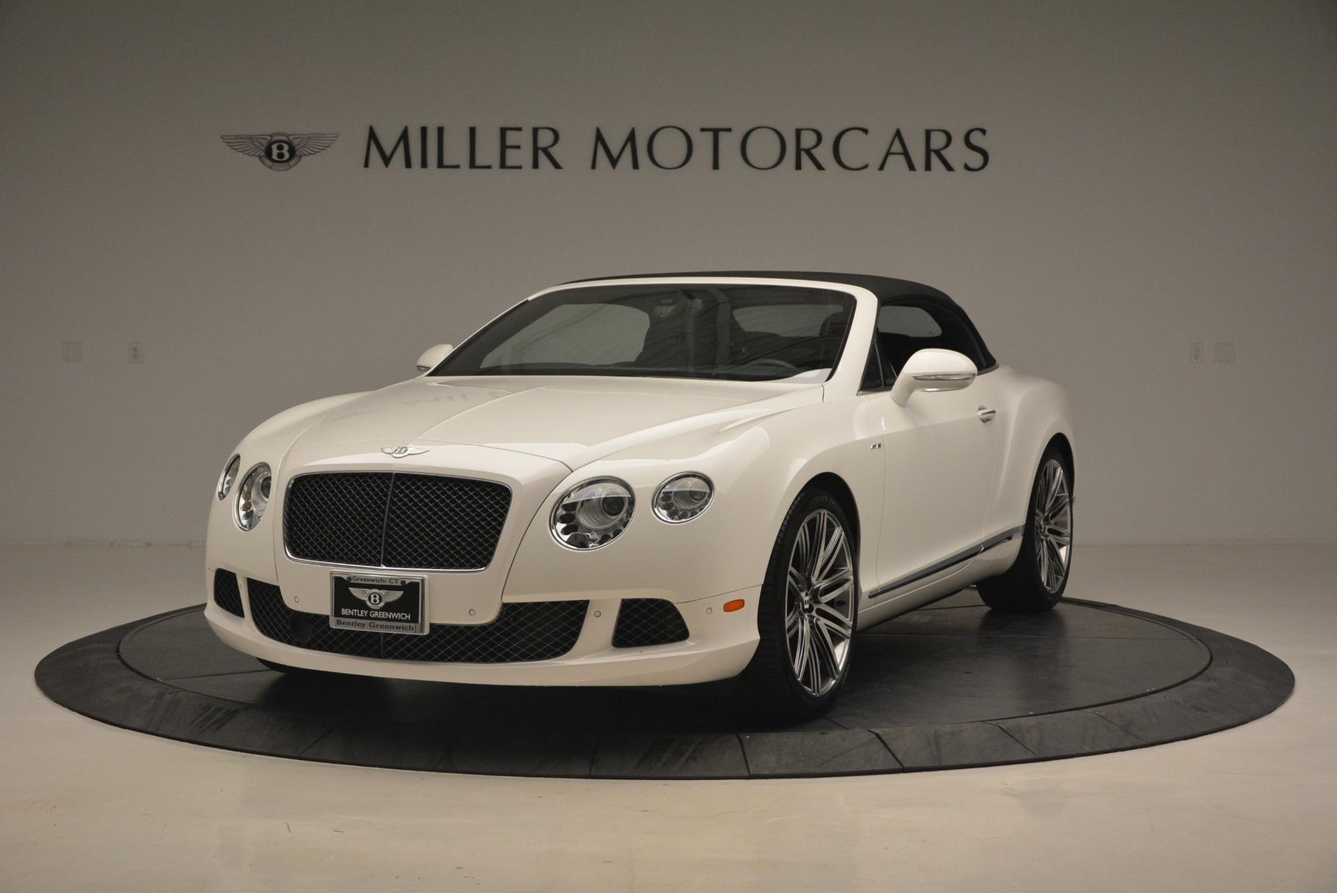 Used 2014 Bentley Continental GT Speed For Sale In Greenwich, CT 1129_p13