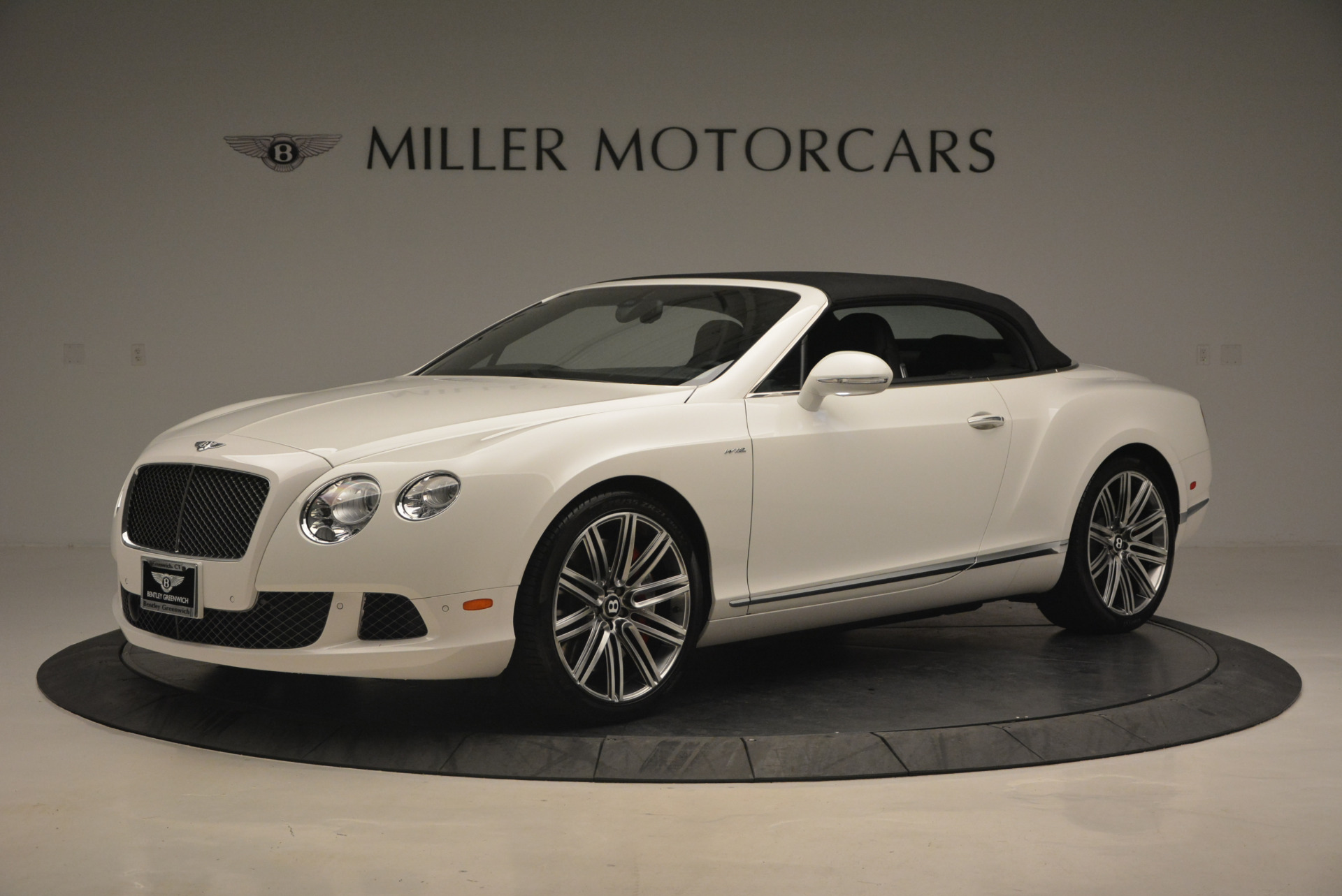 Used 2014 Bentley Continental GT Speed For Sale In Greenwich, CT 1129_p14