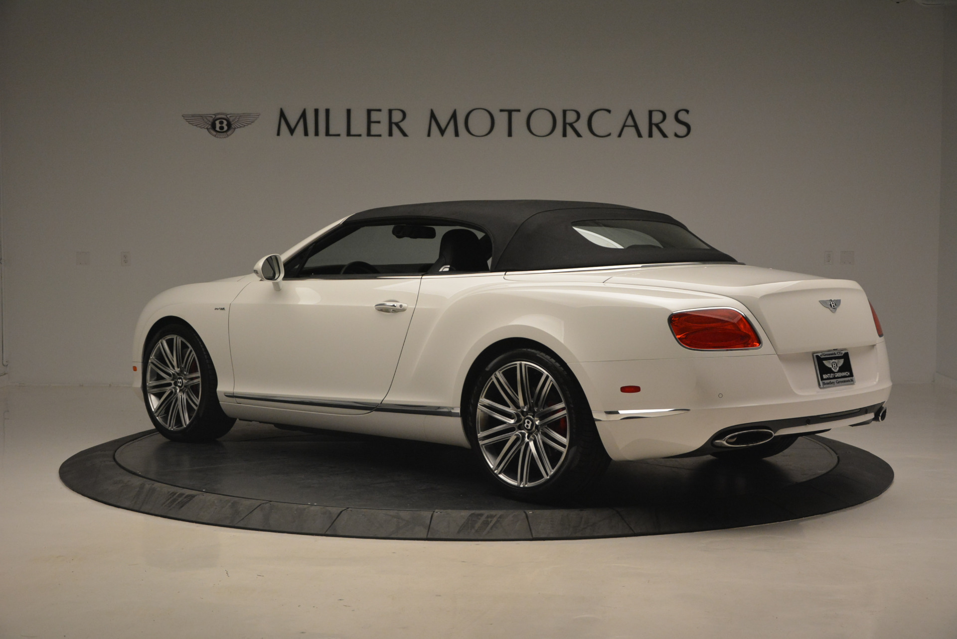 Used 2014 Bentley Continental GT Speed For Sale In Greenwich, CT 1129_p17