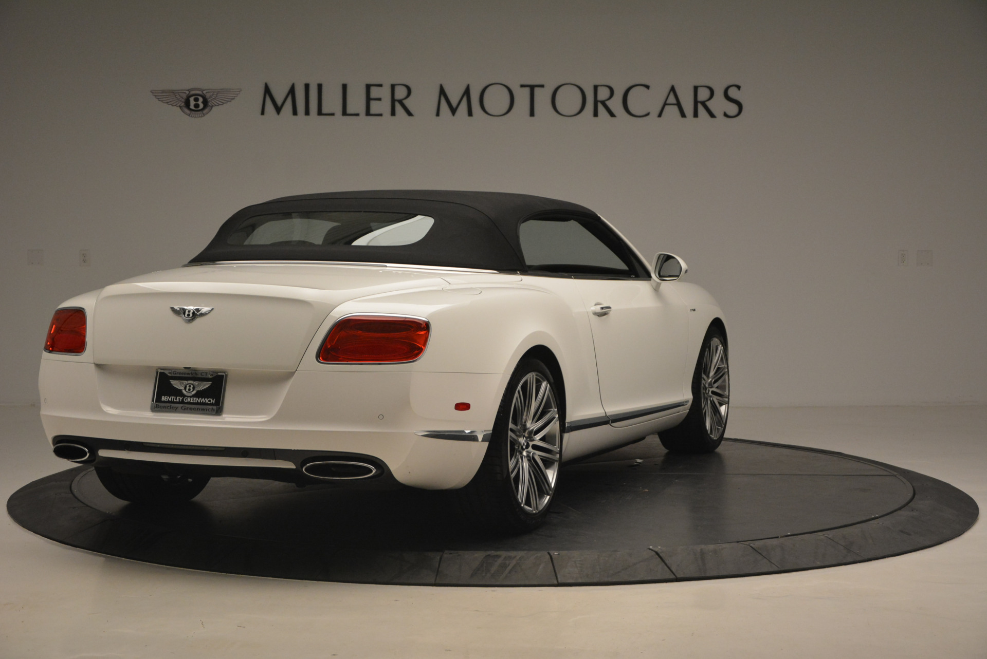 Used 2014 Bentley Continental GT Speed For Sale In Greenwich, CT 1129_p19