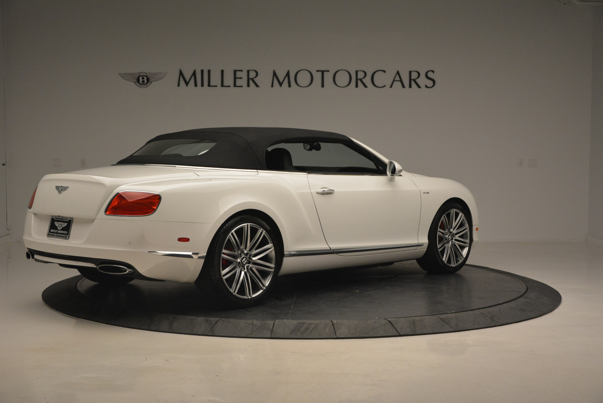 Used 2014 Bentley Continental GT Speed For Sale In Greenwich, CT 1129_p20
