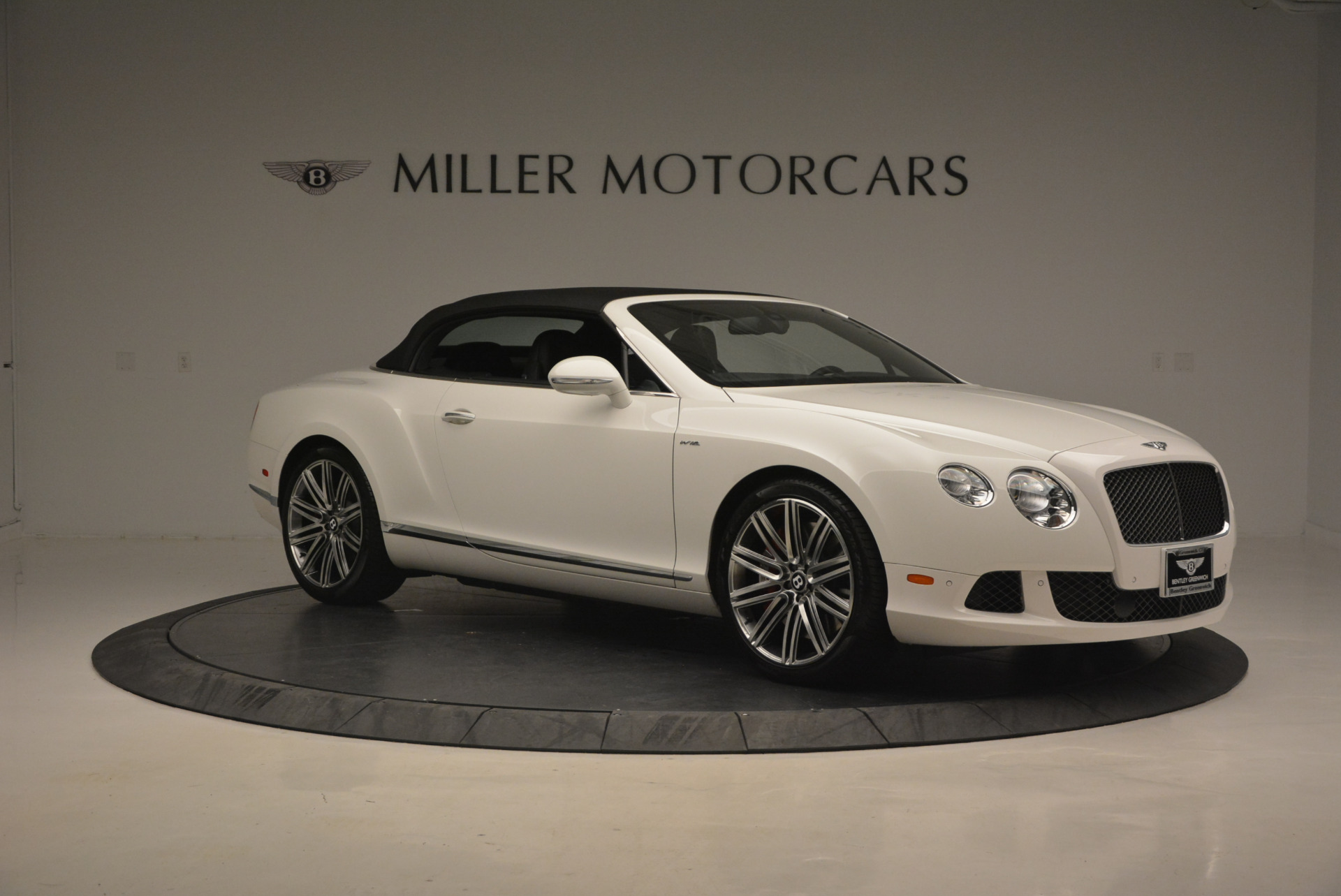 Used 2014 Bentley Continental GT Speed For Sale In Greenwich, CT 1129_p23