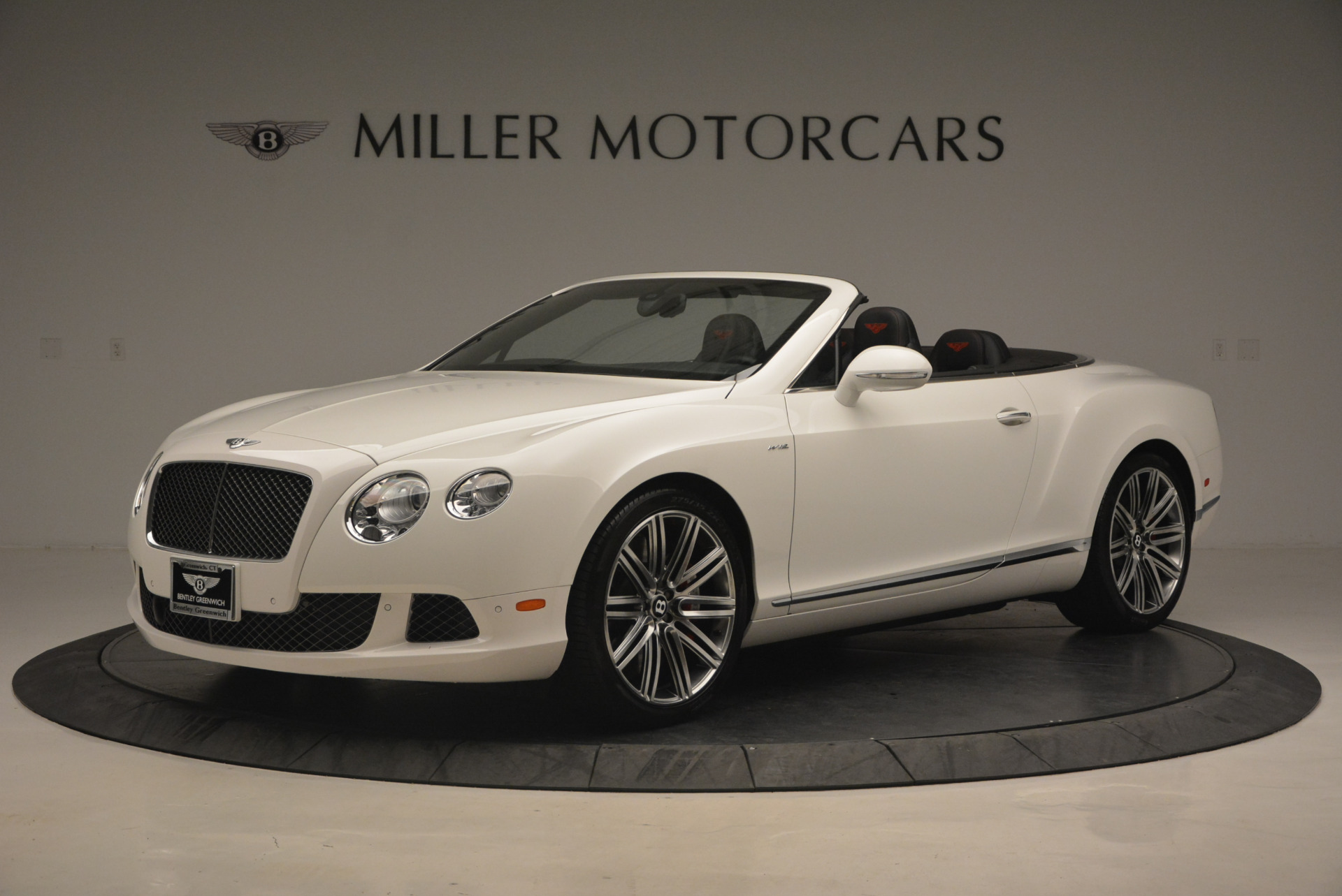 Used 2014 Bentley Continental GT Speed For Sale In Greenwich, CT 1129_p2