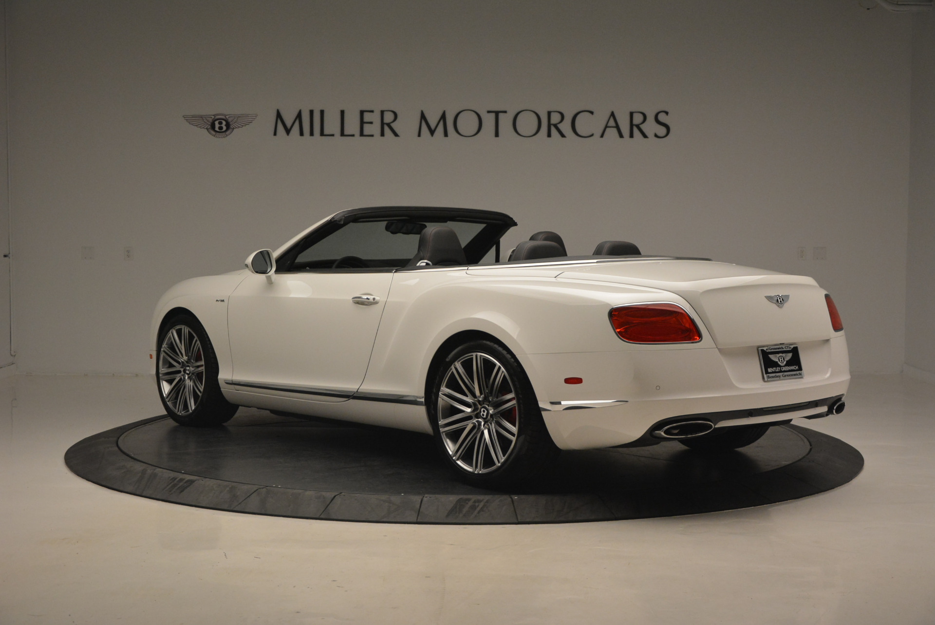 Used 2014 Bentley Continental GT Speed For Sale In Greenwich, CT 1129_p5