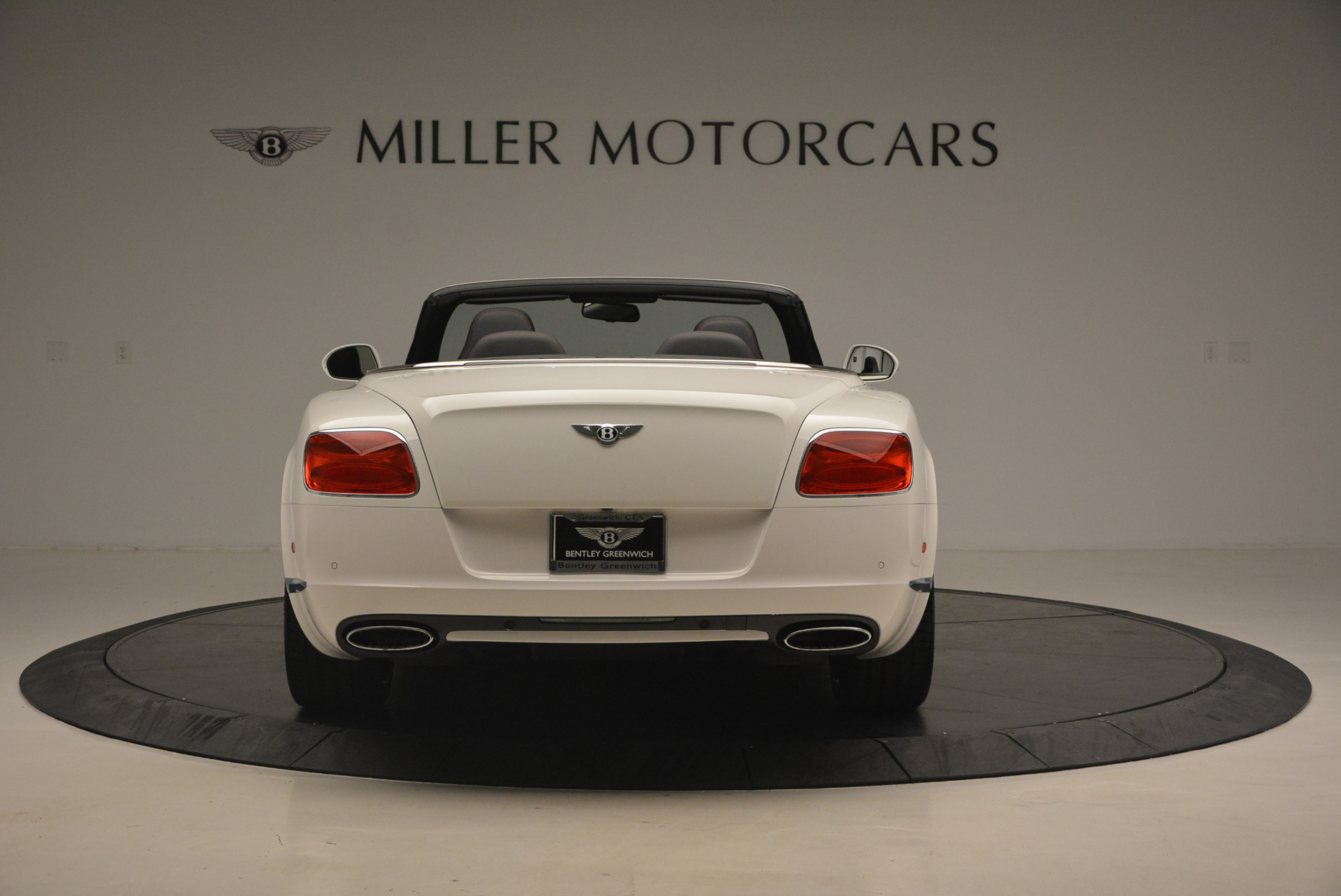 Used 2014 Bentley Continental GT Speed For Sale In Greenwich, CT 1129_p6