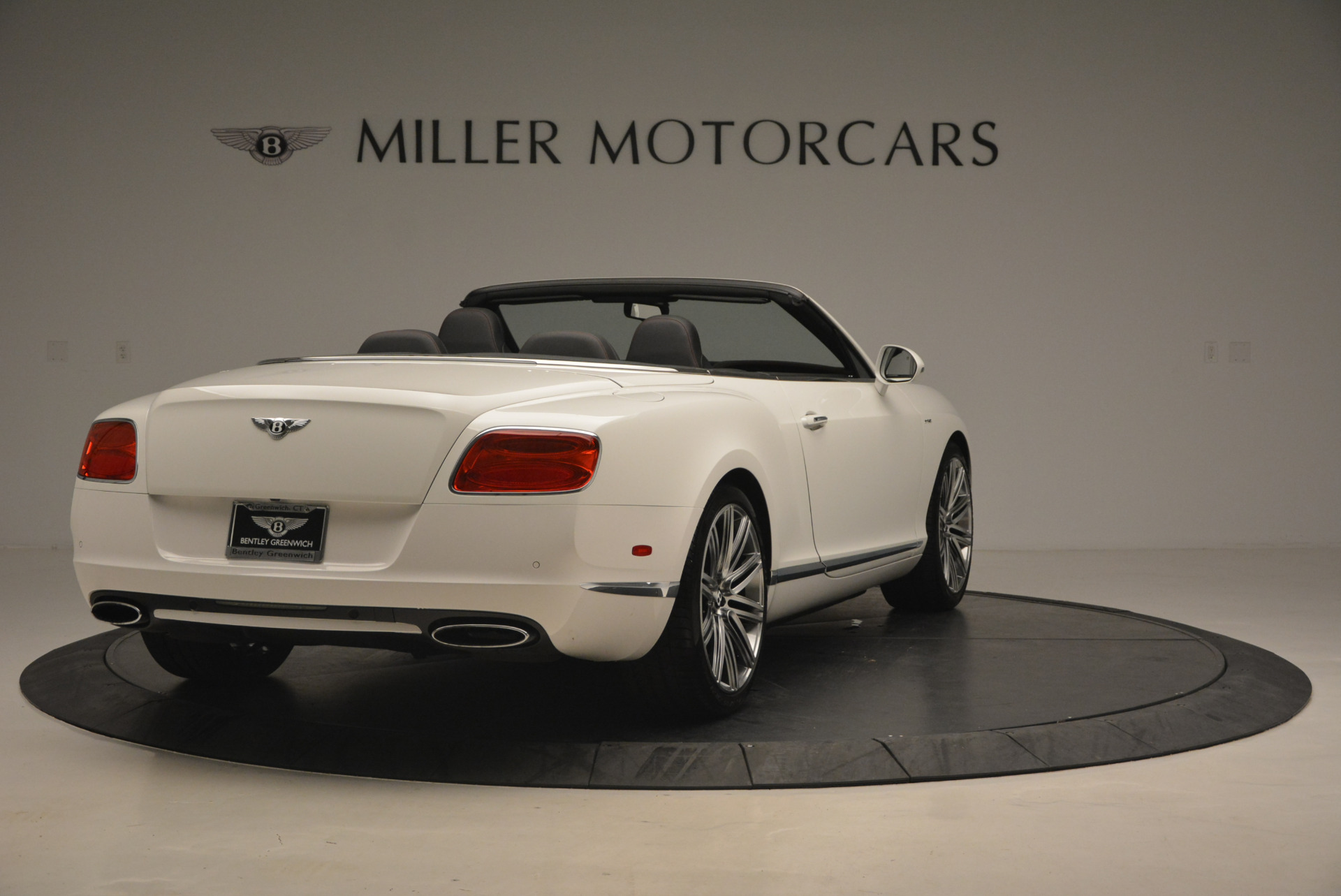 Used 2014 Bentley Continental GT Speed For Sale In Greenwich, CT 1129_p7