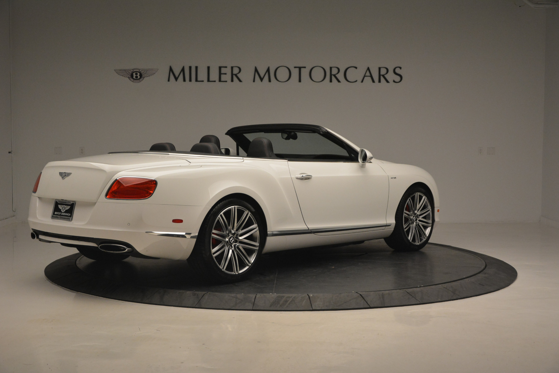 Used 2014 Bentley Continental GT Speed For Sale In Greenwich, CT 1129_p8