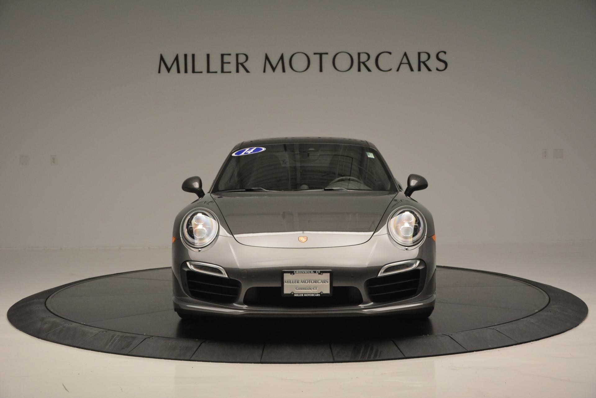 Used 2014 Porsche 911 Turbo S For Sale In Greenwich, CT 113_p11
