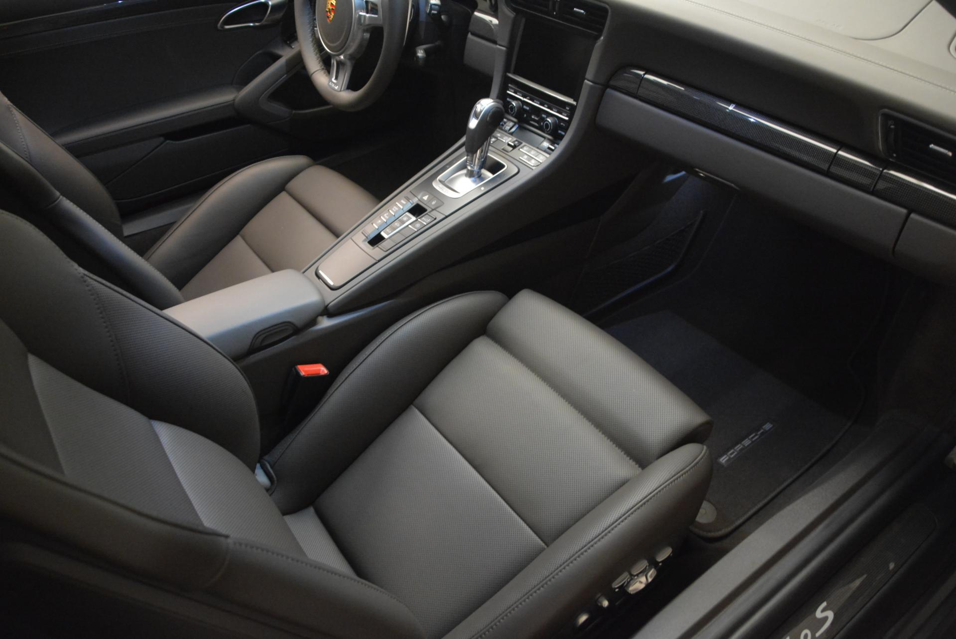 Used 2014 Porsche 911 Turbo S For Sale In Greenwich, CT 113_p19