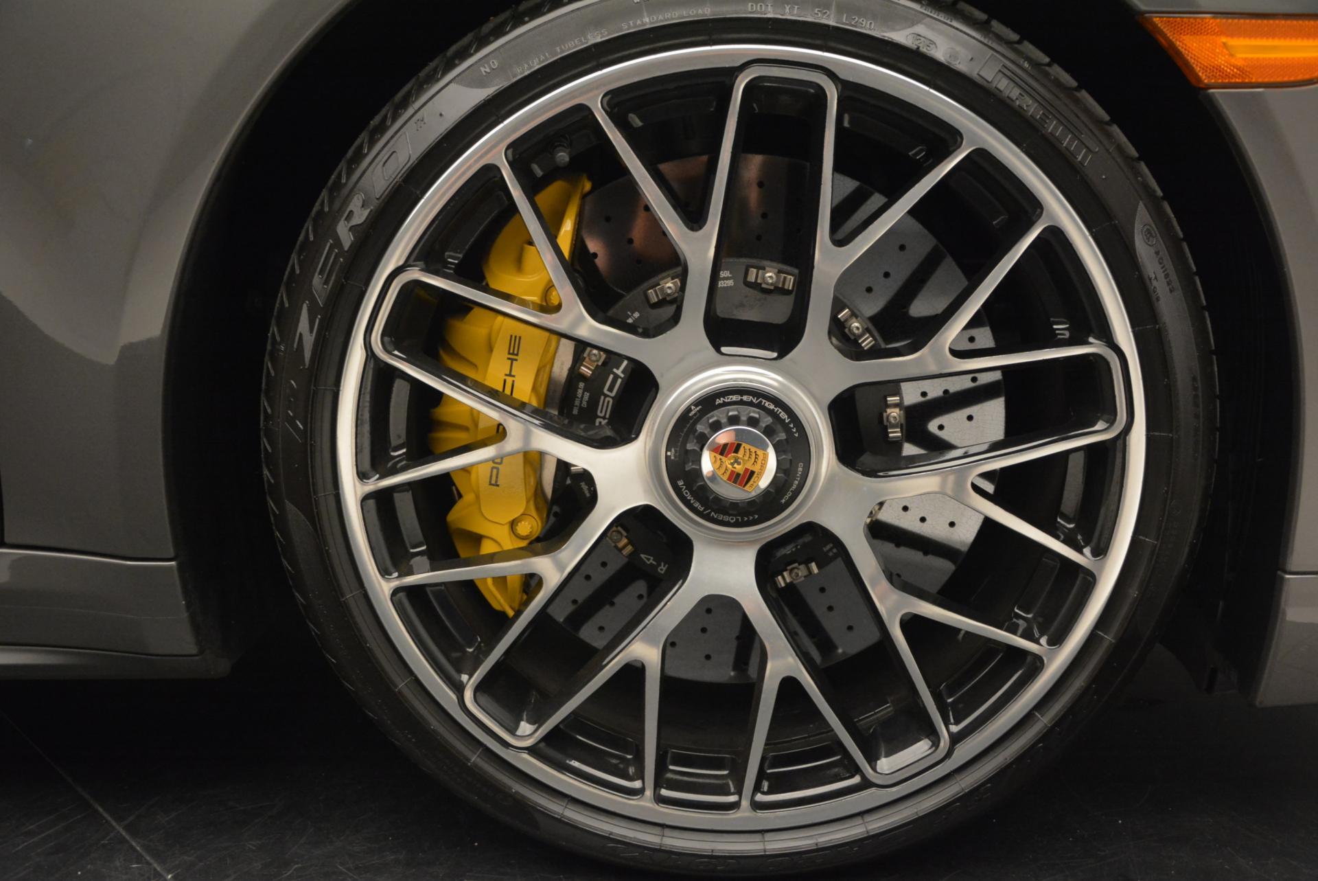 Used 2014 Porsche 911 Turbo S For Sale In Greenwich, CT 113_p25