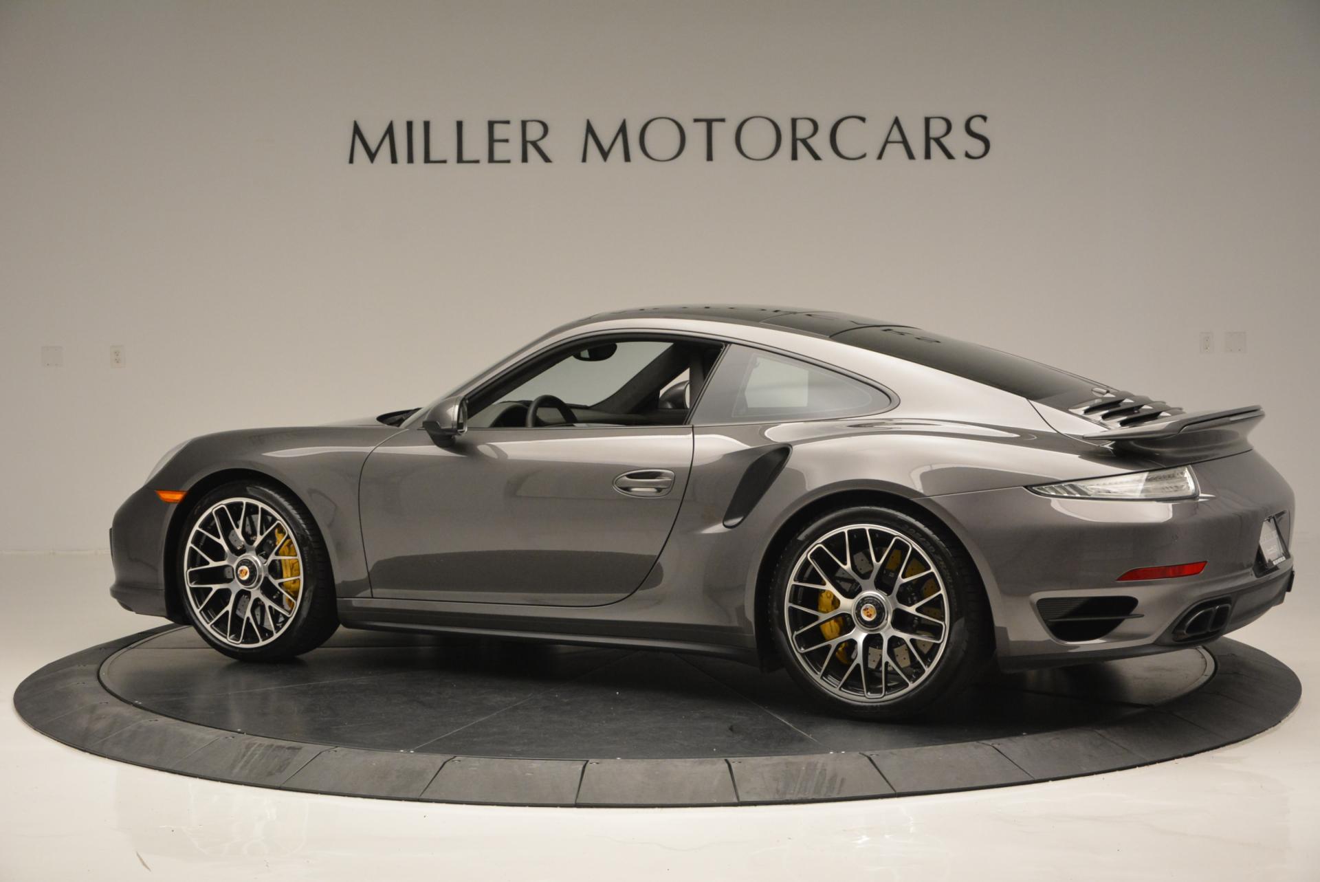 Used 2014 Porsche 911 Turbo S For Sale In Greenwich, CT 113_p4