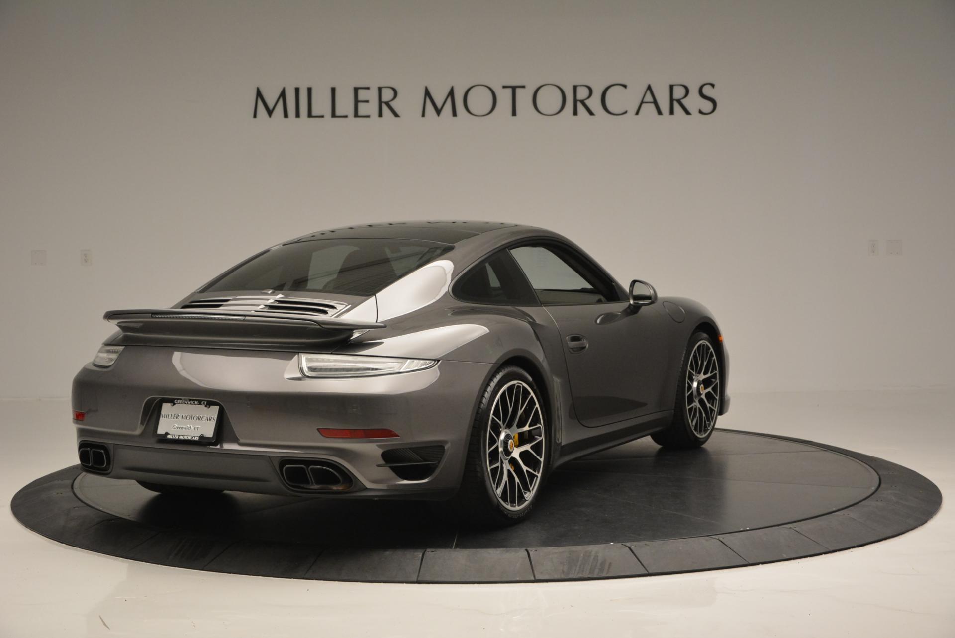 Used 2014 Porsche 911 Turbo S For Sale In Greenwich, CT 113_p6