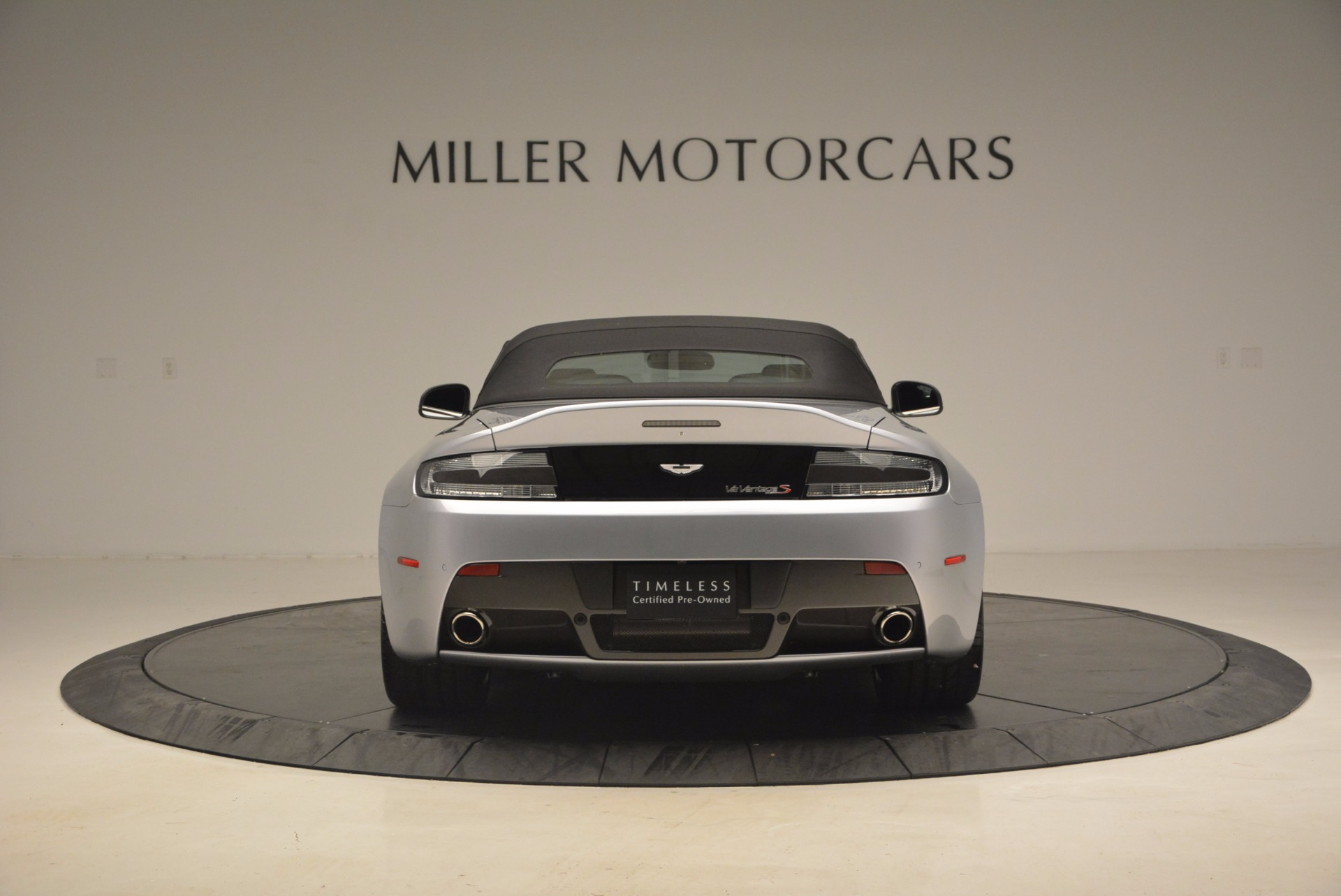 Used 2015 Aston Martin V12 Vantage S Roadster For Sale In Greenwich, CT 1130_p18