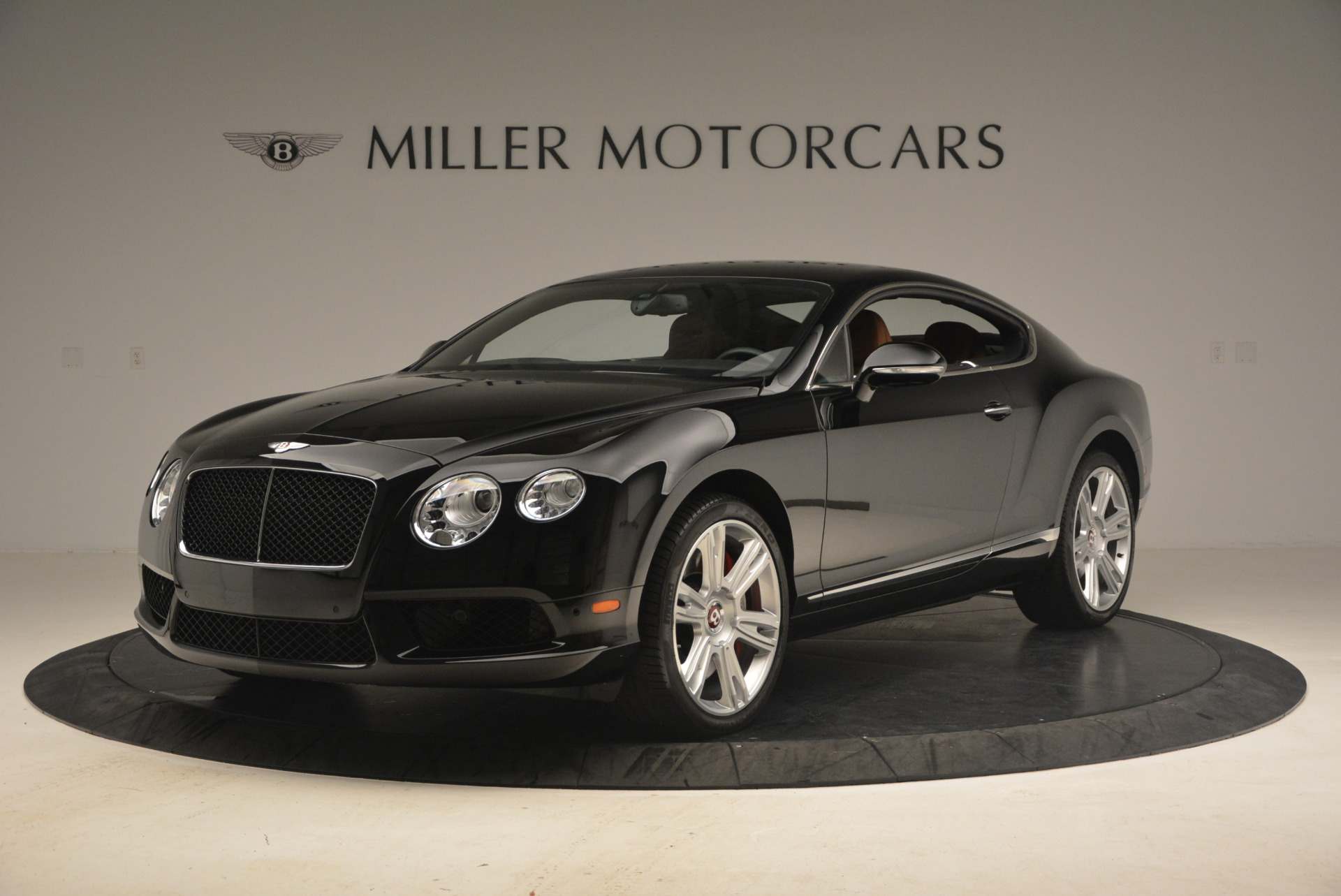 Used 2013 Bentley Continental GT V8 For Sale In Greenwich, CT 1131_main