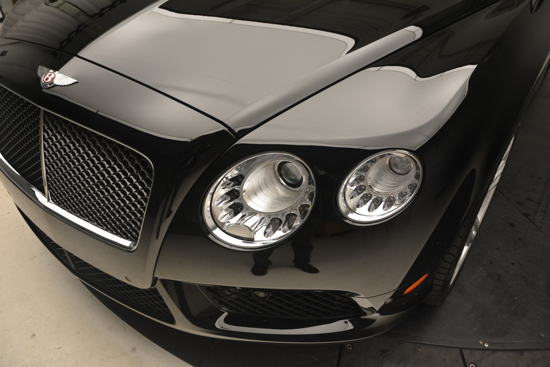 Used 2013 Bentley Continental GT V8 For Sale In Greenwich, CT 1131_p18