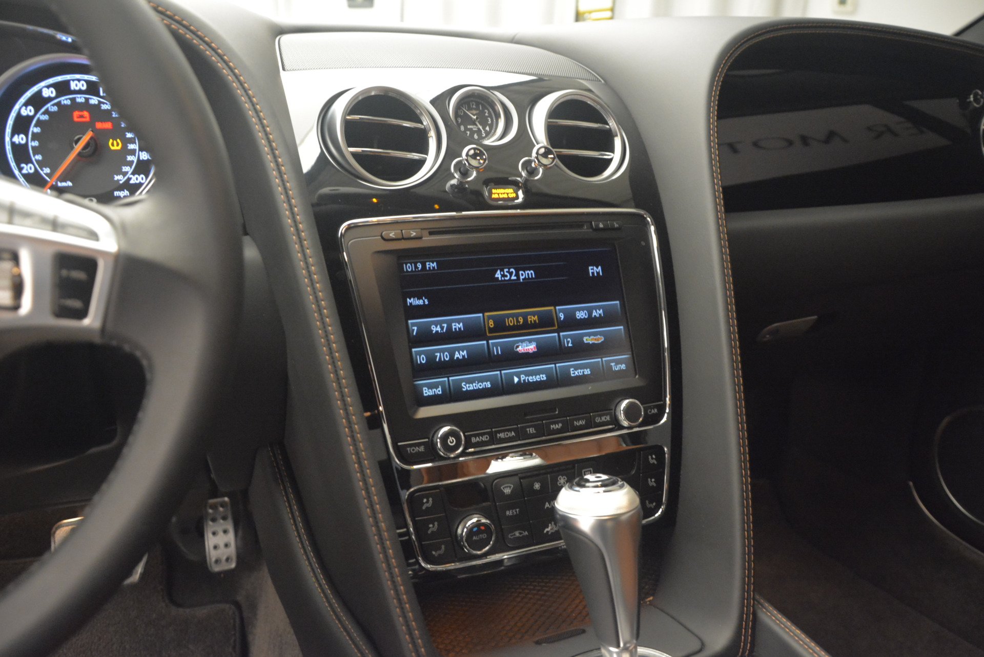 Used 2013 Bentley Continental GT V8 For Sale In Greenwich, CT 1131_p21