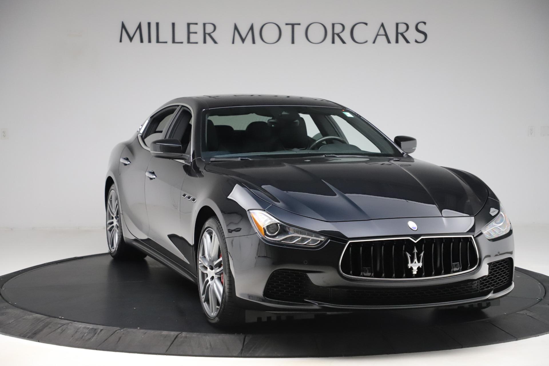New 2017 Maserati Ghibli S Q4 For Sale In Greenwich, CT 1132_p11