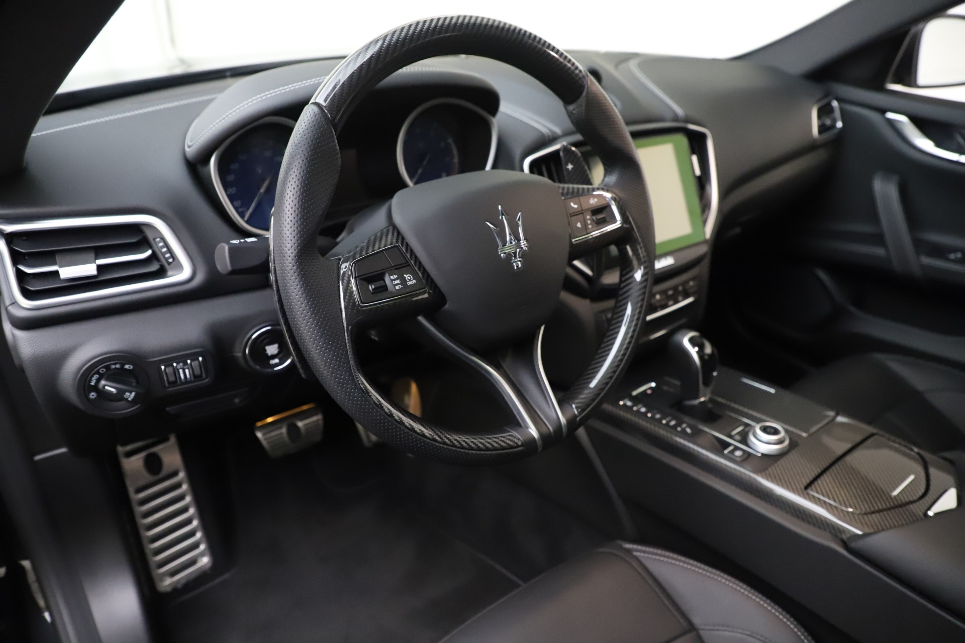 New 2017 Maserati Ghibli S Q4 For Sale In Greenwich, CT 1132_p13