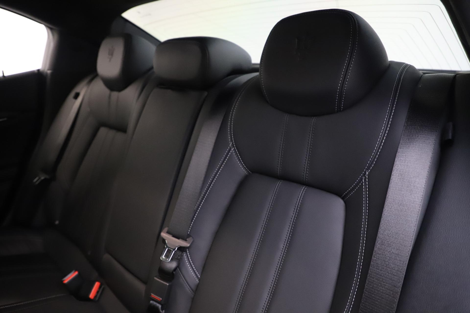 New 2017 Maserati Ghibli S Q4 For Sale In Greenwich, CT 1132_p18