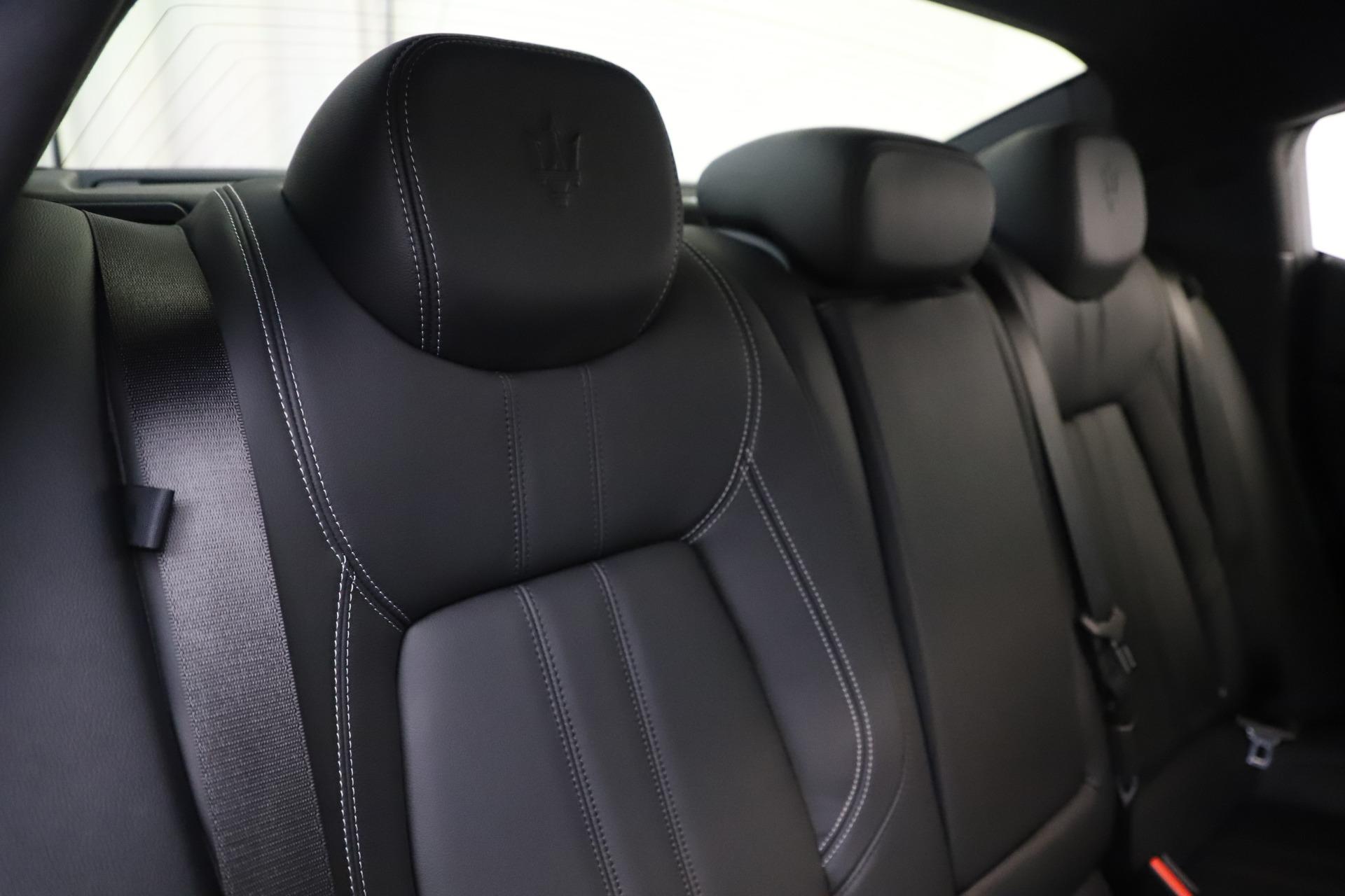 New 2017 Maserati Ghibli S Q4 For Sale In Greenwich, CT 1132_p26