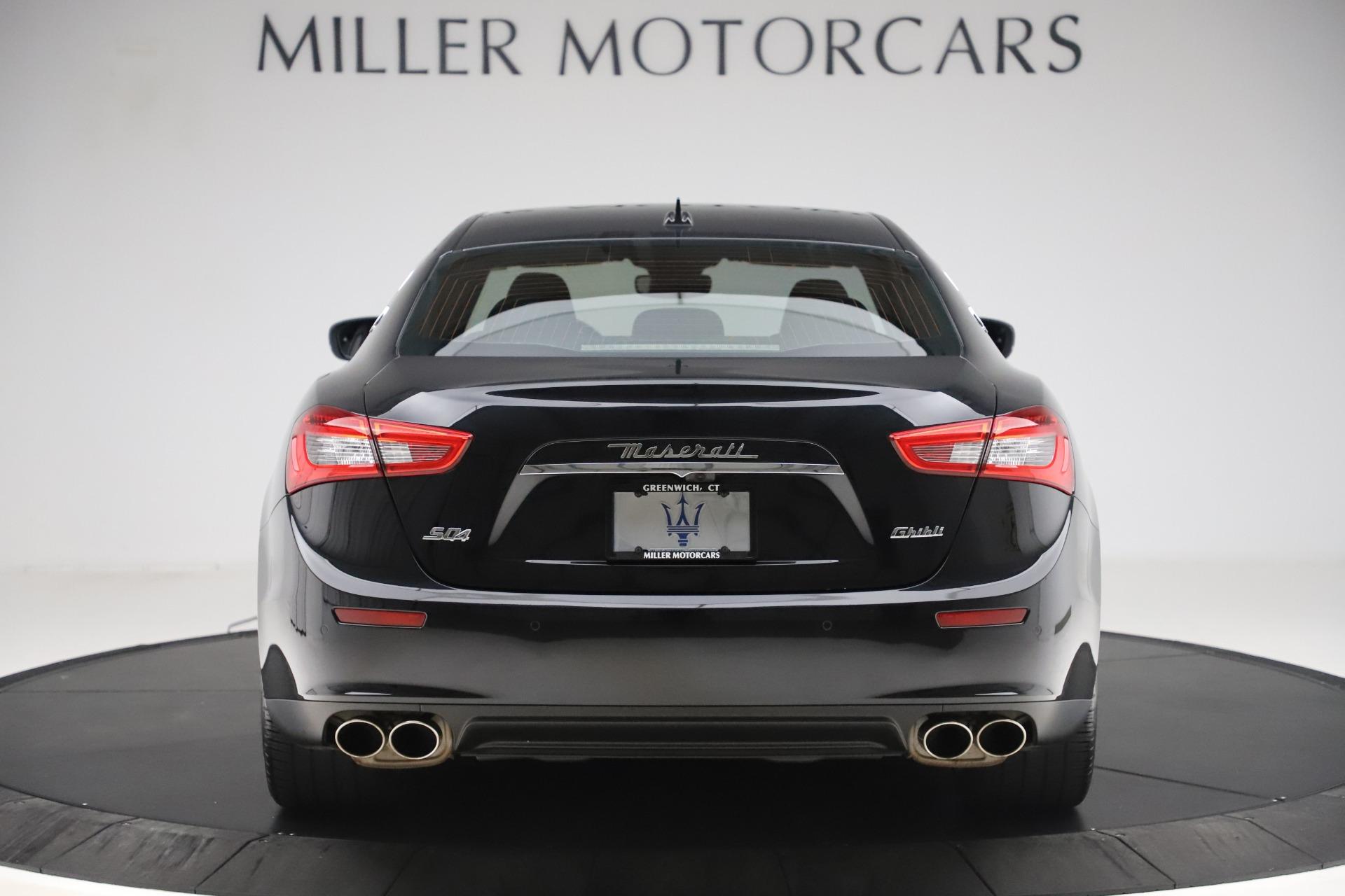 New 2017 Maserati Ghibli S Q4 For Sale In Greenwich, CT 1132_p6