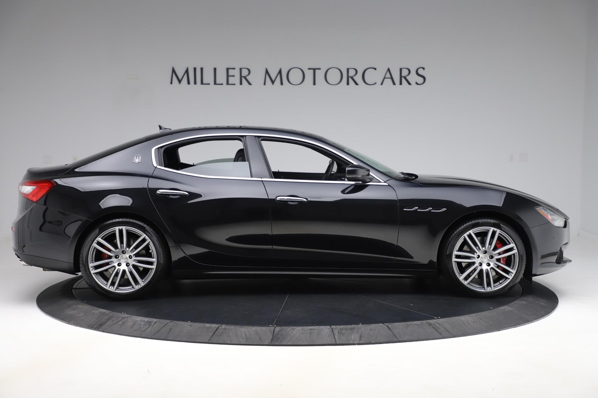 New 2017 Maserati Ghibli S Q4 For Sale In Greenwich, CT 1132_p9
